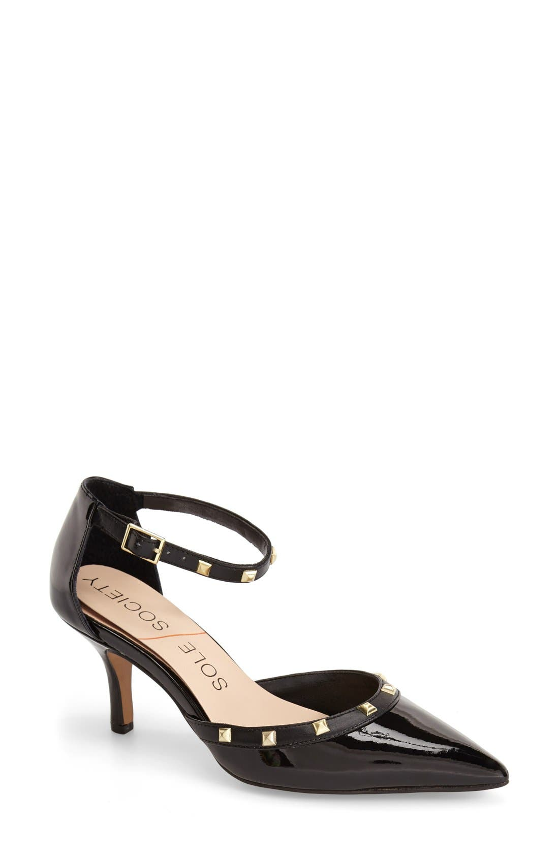 'Anneke' Pump, Main, color, 001