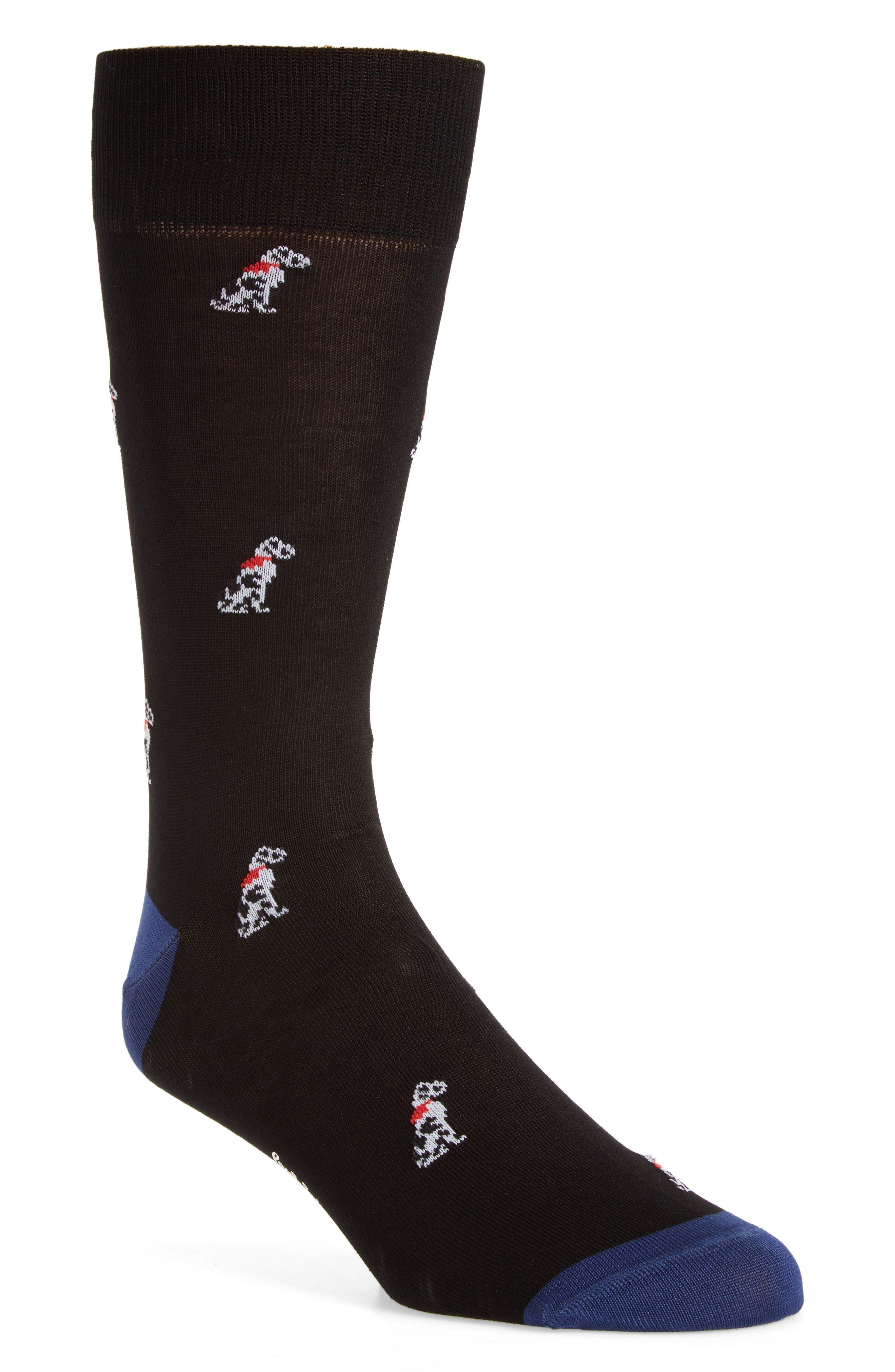 Dog Socks,                             Main thumbnail 1, color,                             001