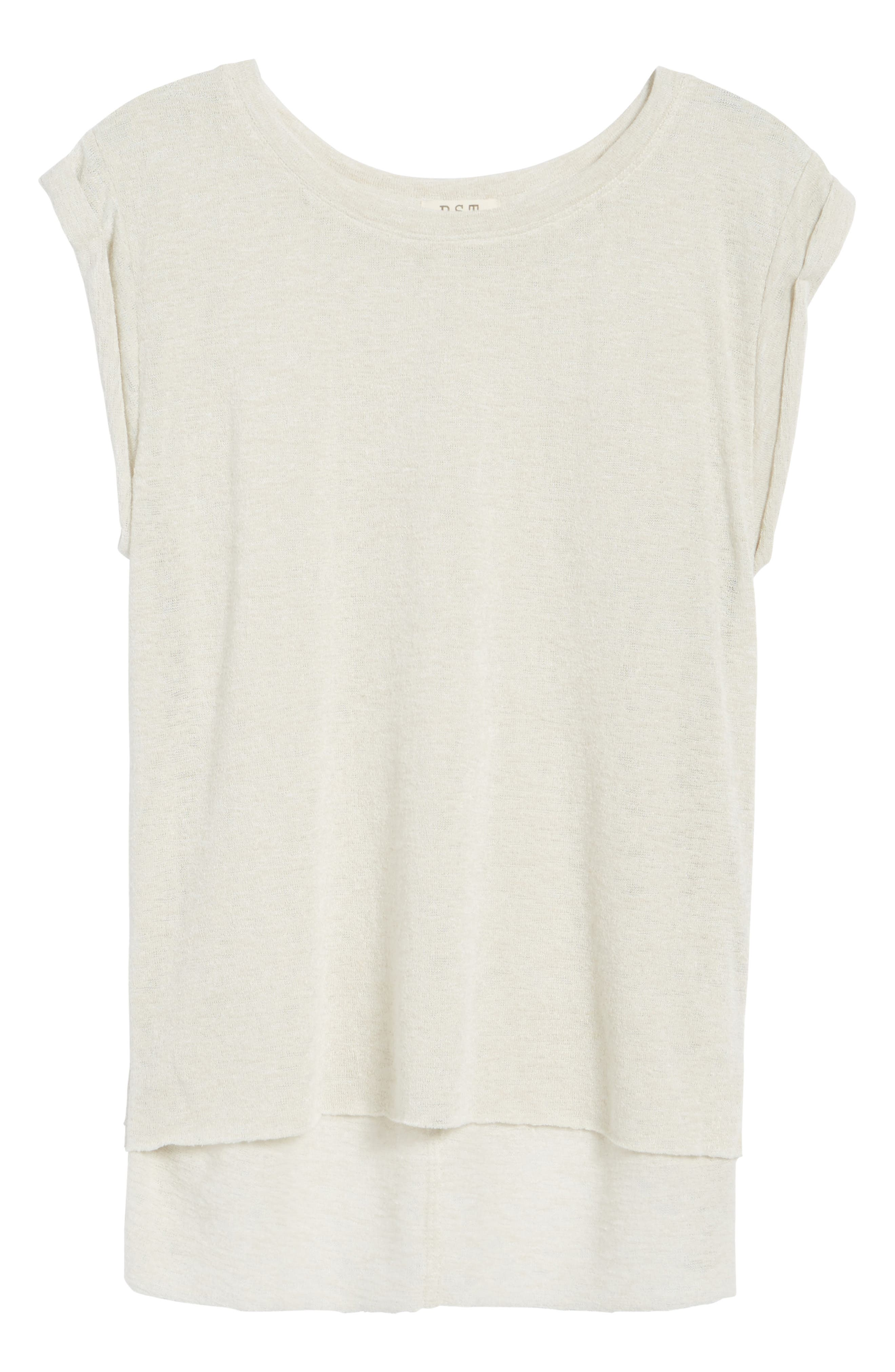 PST by Project Social T Knit Tank,                             Alternate thumbnail 6, color,                             250