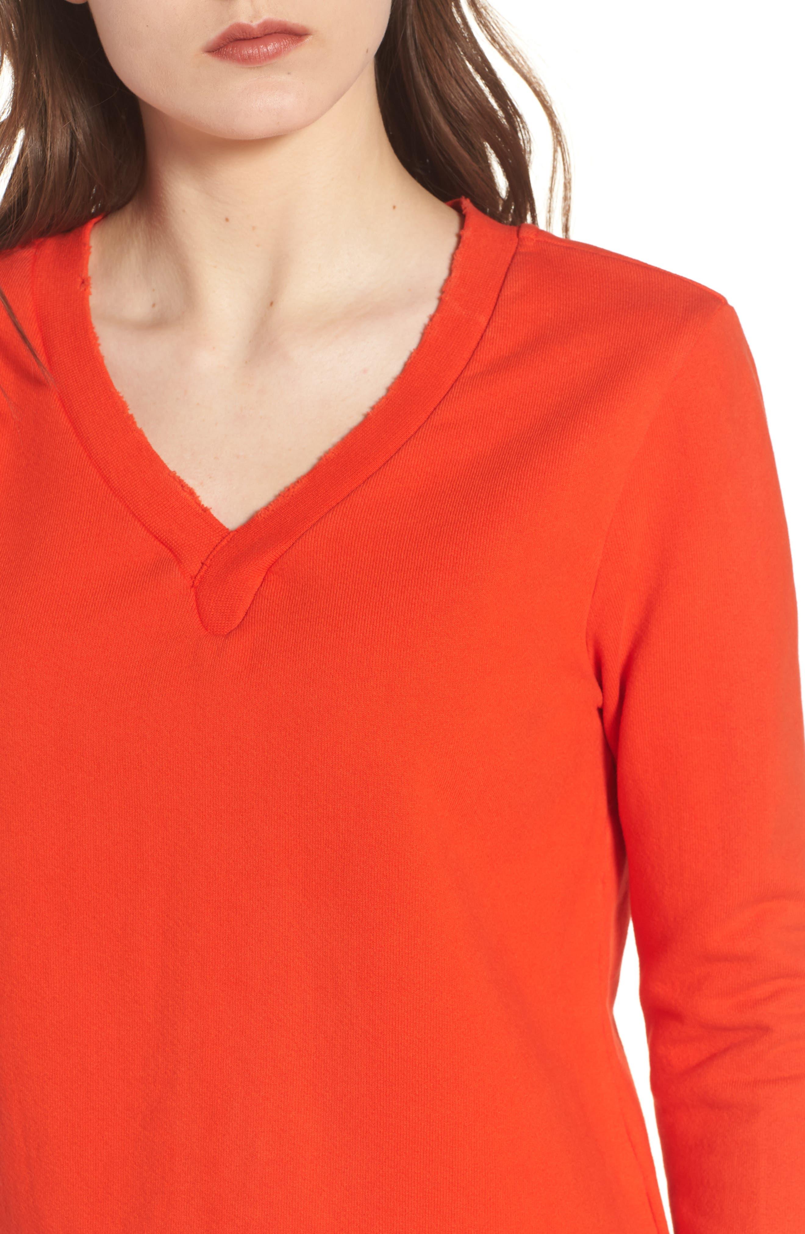 The Devon Sweatshirt,                             Alternate thumbnail 4, color,                             645