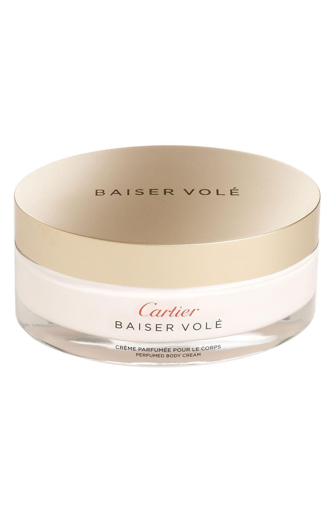 Cartier 'Baiser Volé' Body Cream,                             Main thumbnail 1, color,                             NO COLOR