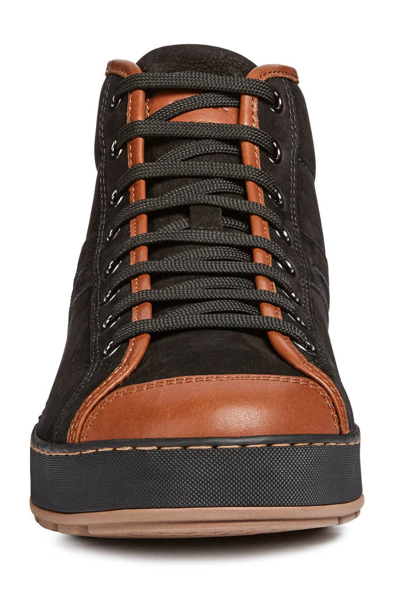 Ariam High Top Sneaker,                             Alternate thumbnail 4, color,                             203