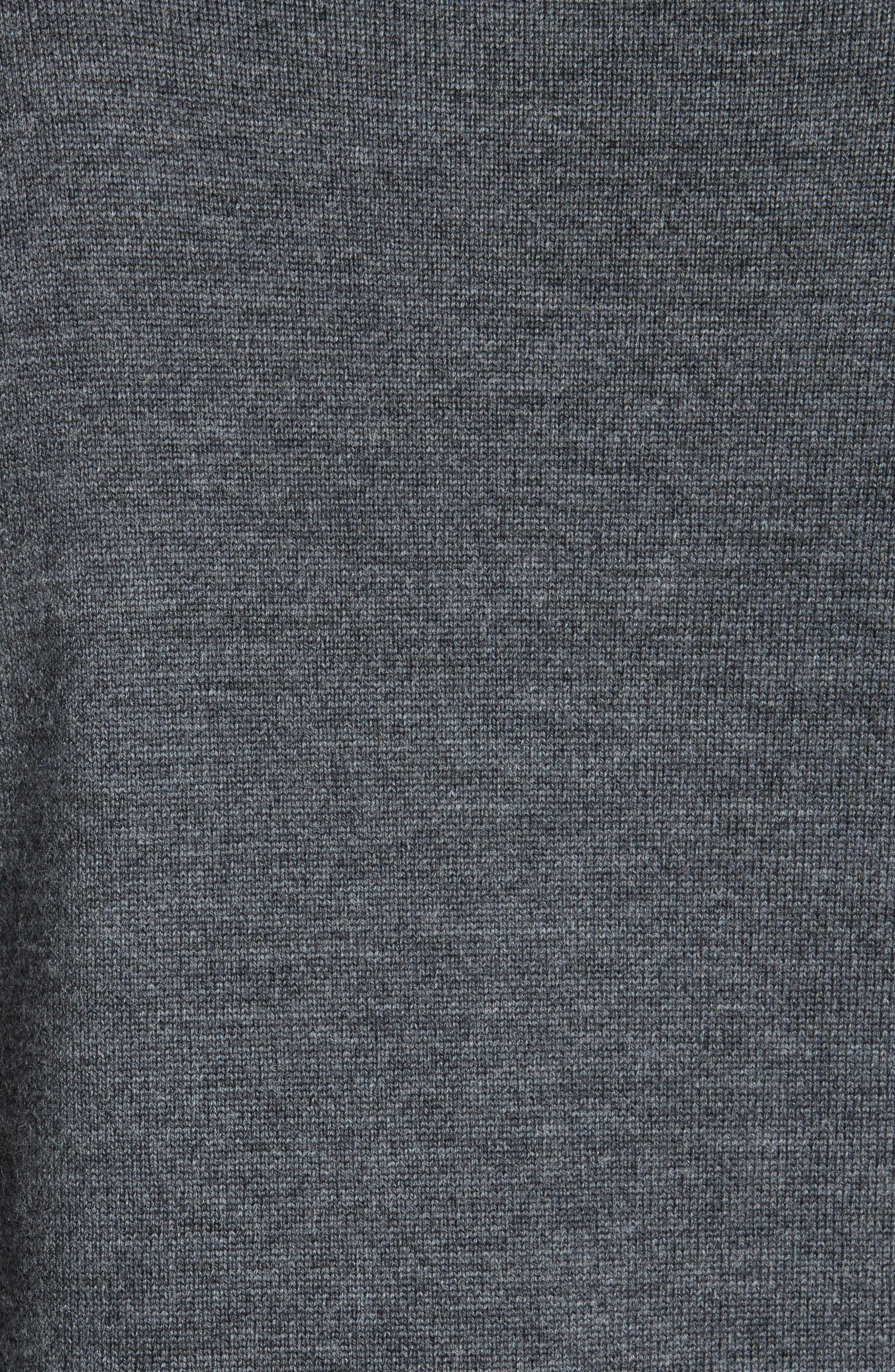 Hyper Compress Sweatshirt,                             Alternate thumbnail 5, color,                             020
