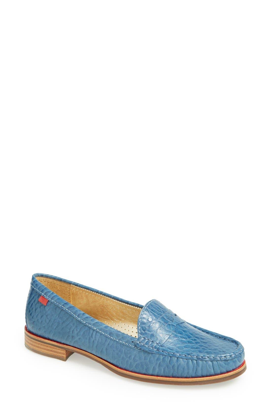 'East Village' Loafer, Main, color, 400