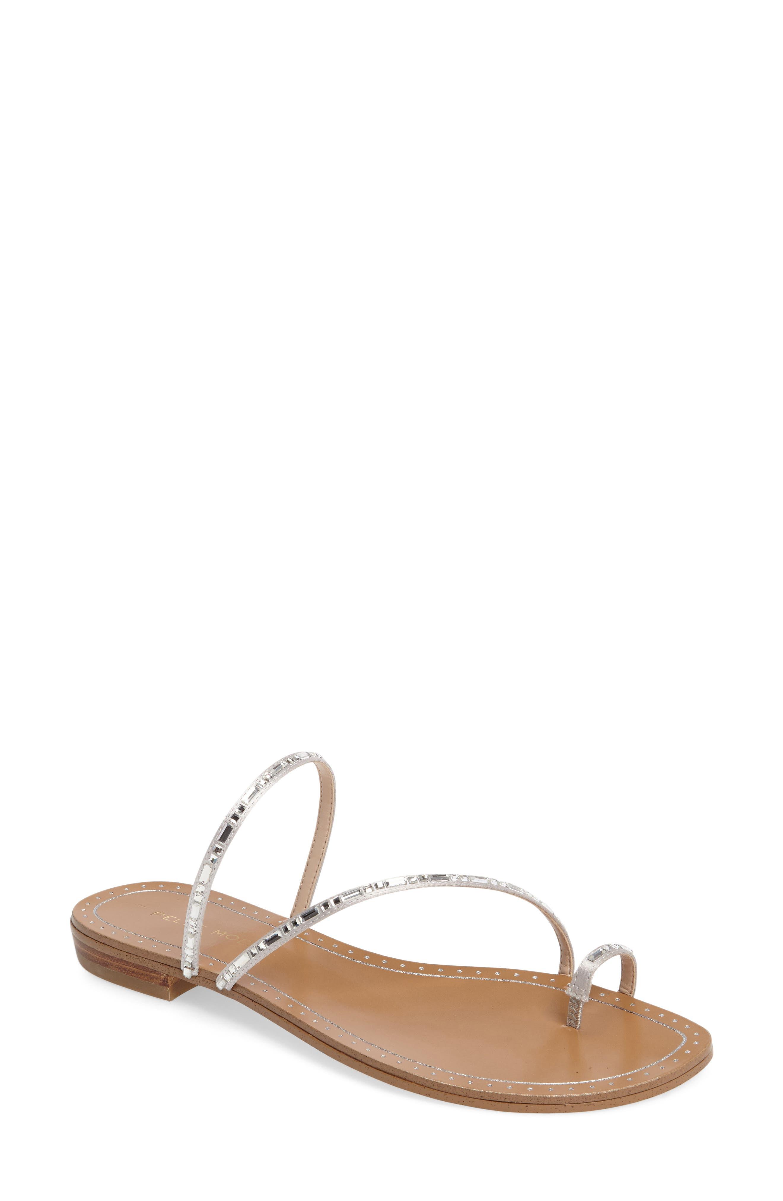 Bohem Embellished Sandal,                         Main,                         color,
