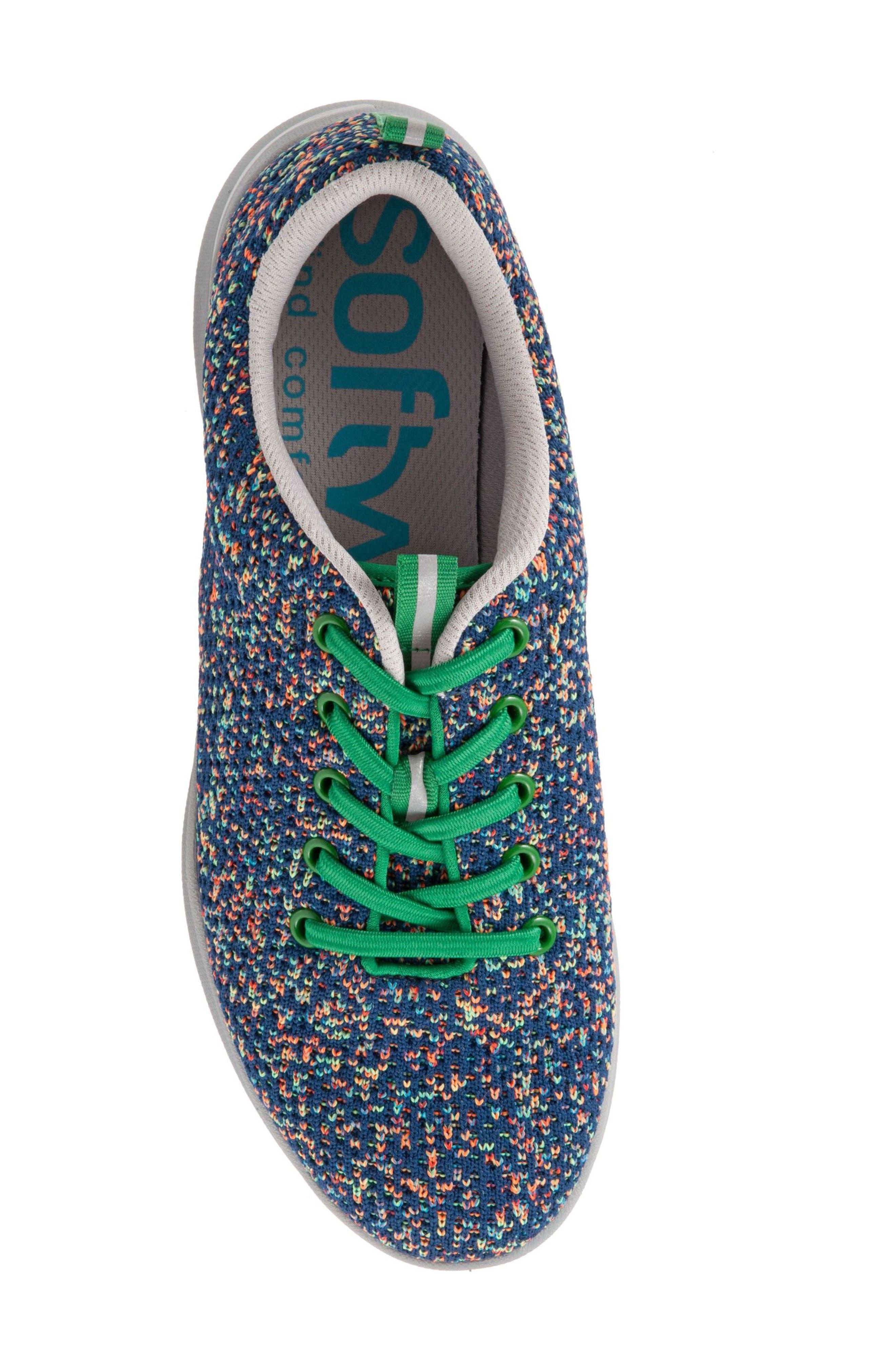 Sampson Sneaker,                             Alternate thumbnail 4, color,                             410