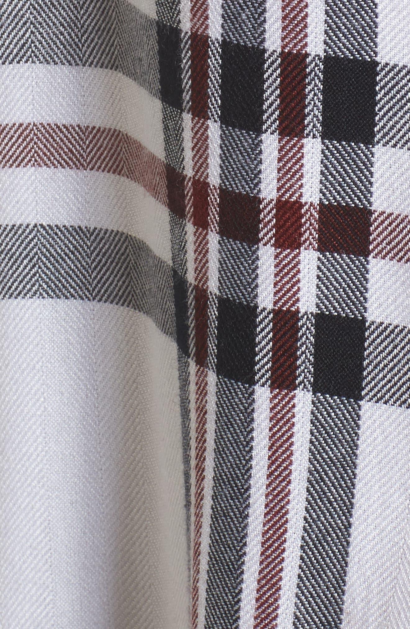 Hunter Plaid Shirt,                             Alternate thumbnail 570, color,