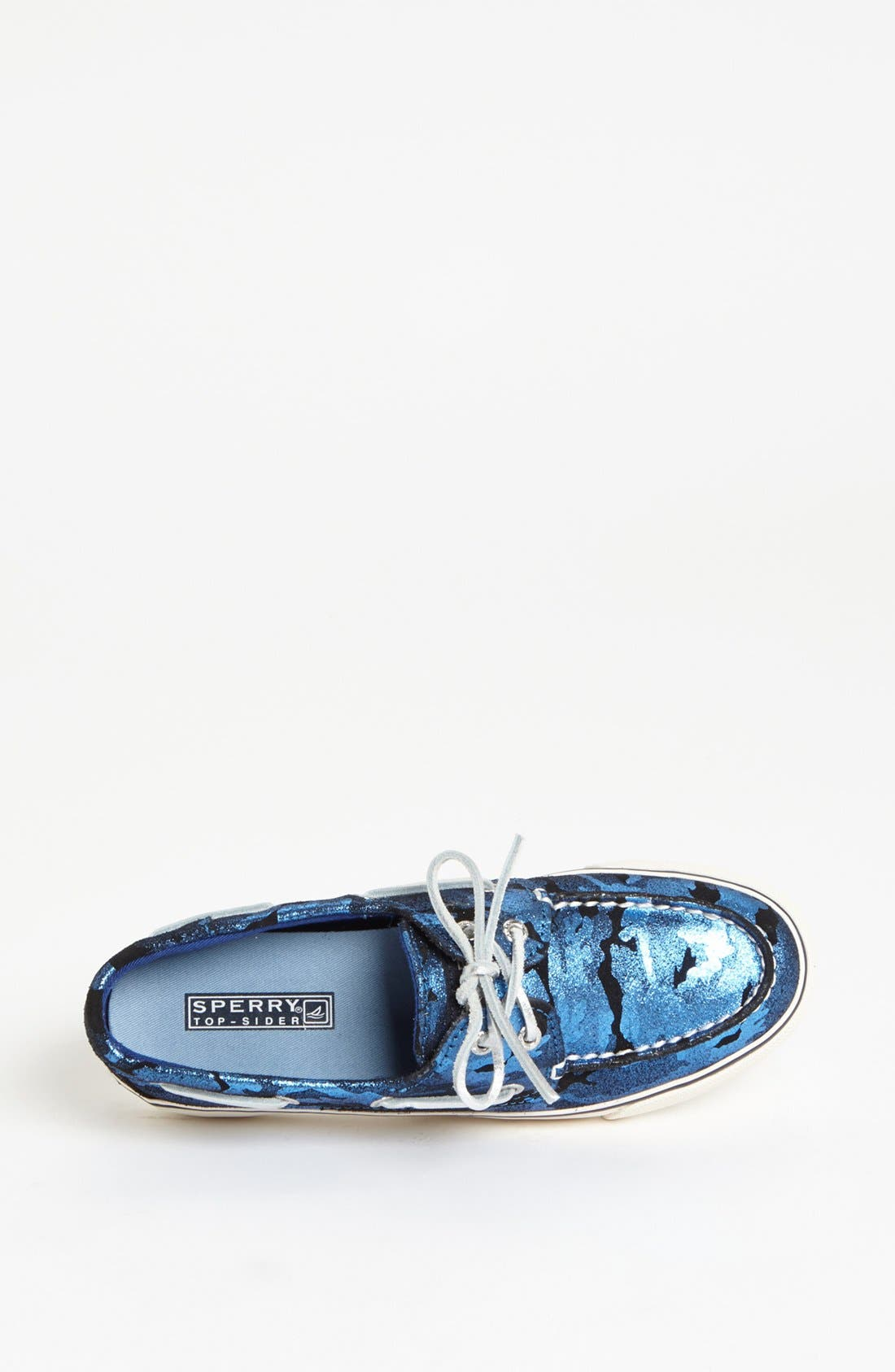 Top-Sider<sup>®</sup> 'Bahama' Sequined Boat Shoe,                             Alternate thumbnail 146, color,