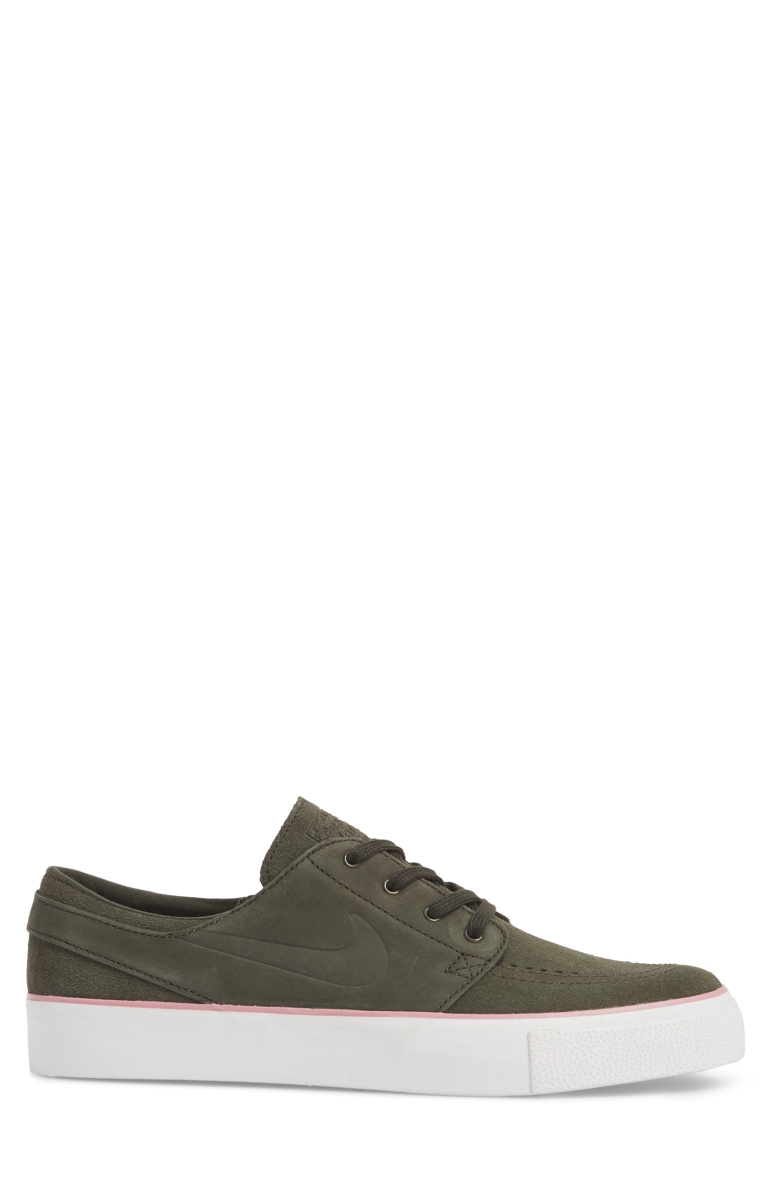 Zoom - Stefan Janoski SB Low Top Sneaker,                             Alternate thumbnail 3, color,                             300