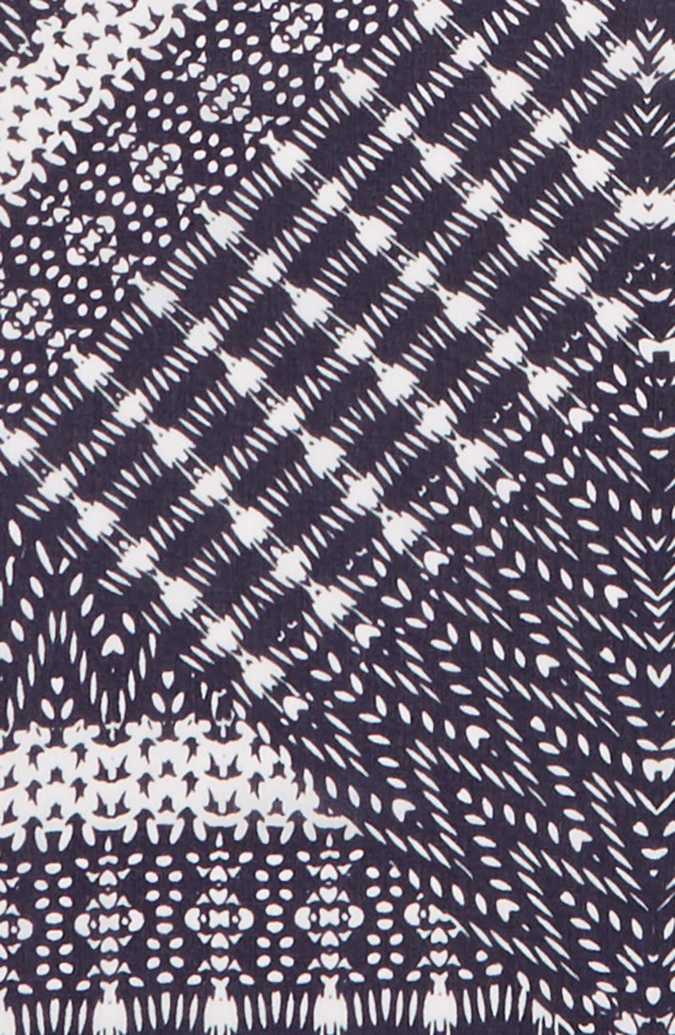 Berber Oblong Scarf,                             Alternate thumbnail 4, color,                             415