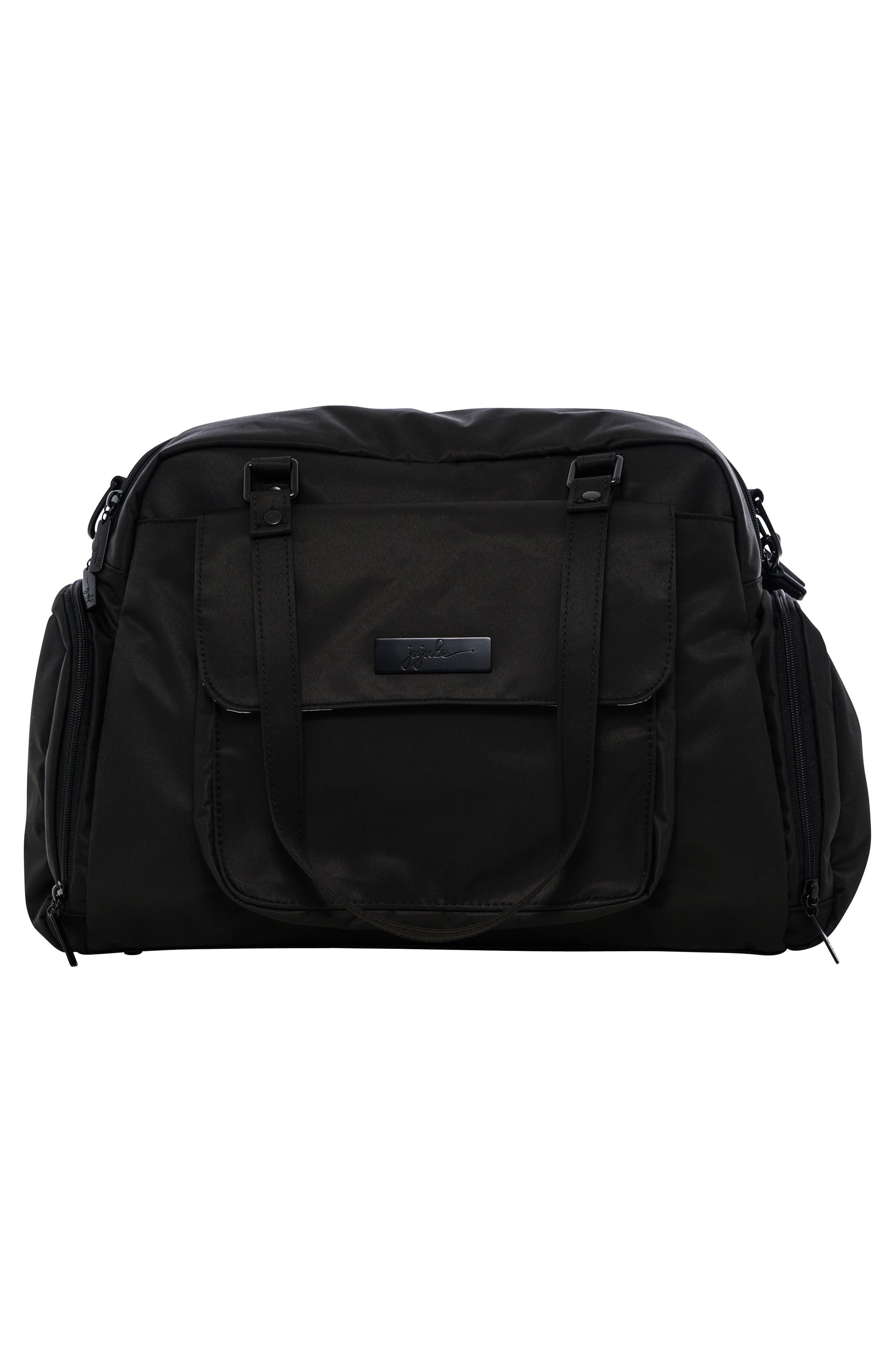 Onyx Be Pumped Bag,                             Alternate thumbnail 7, color,                             BLACK OUT