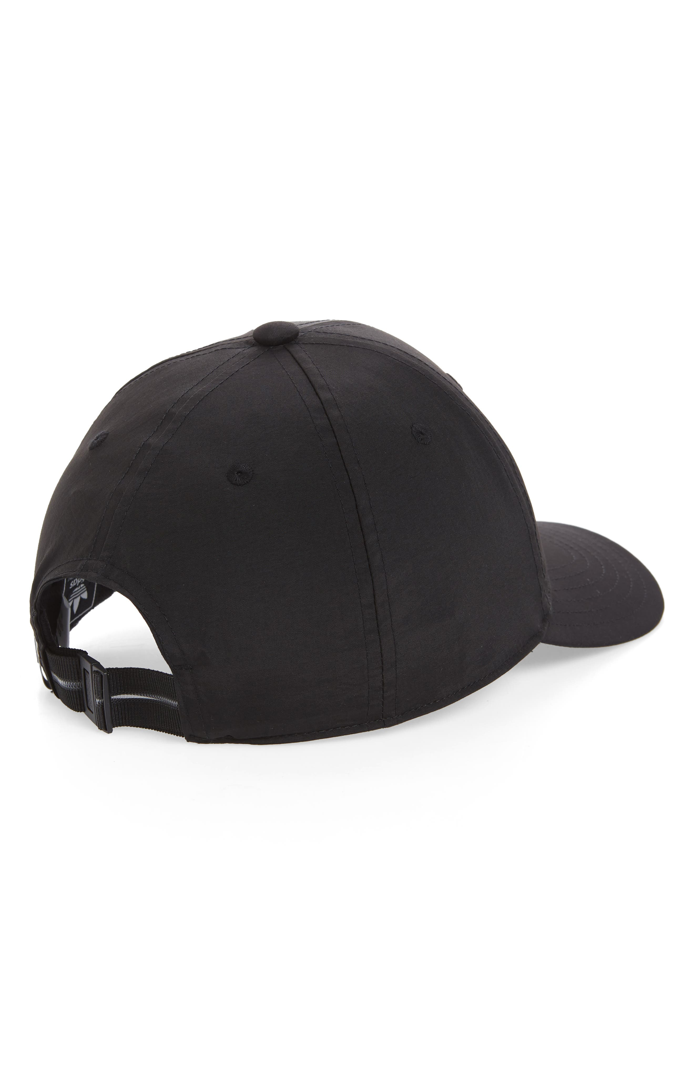 Relaxed Ball Cap,                             Alternate thumbnail 3, color,                             001