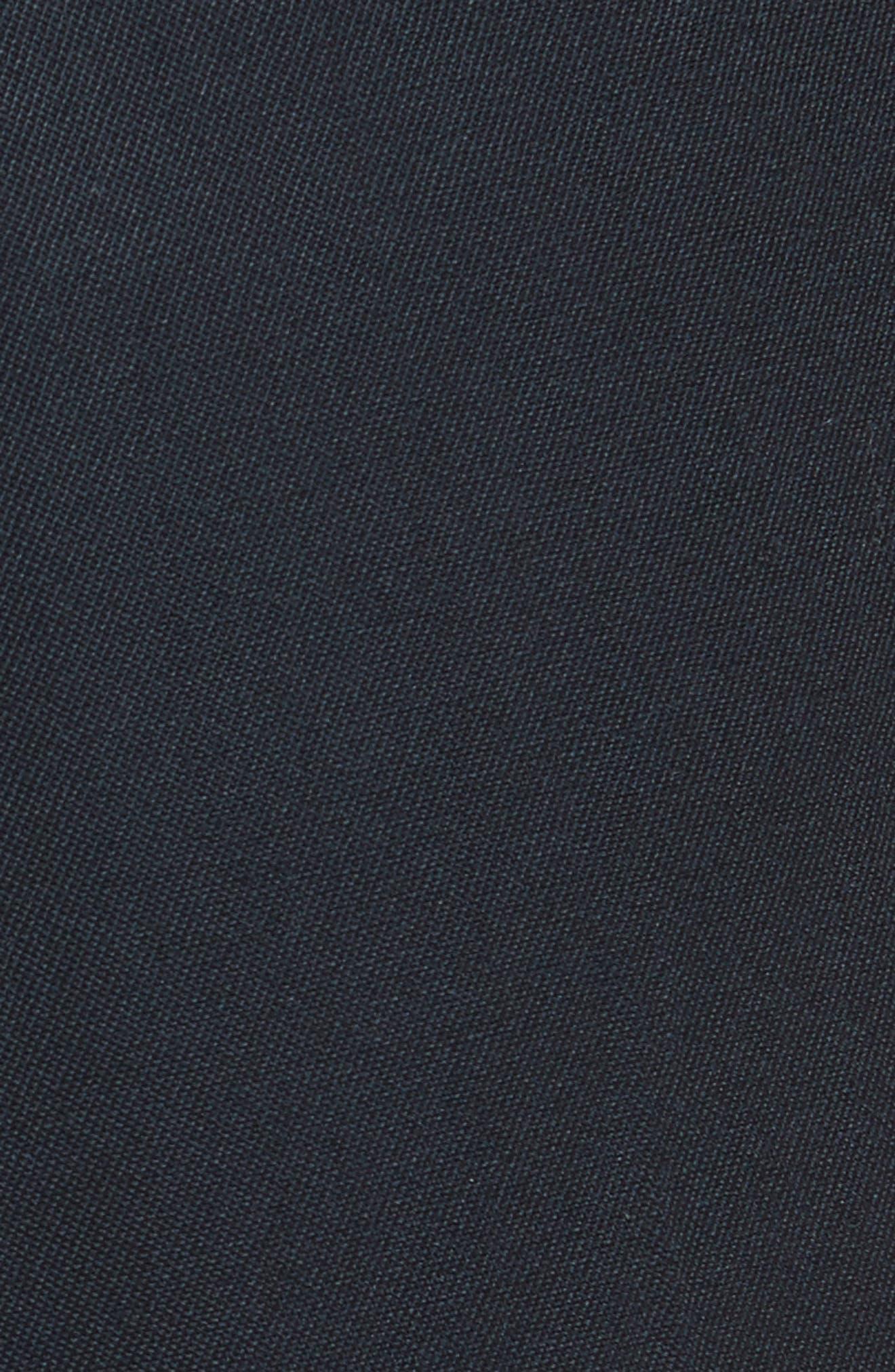 Split Hem Flare Trousers,                             Alternate thumbnail 5, color,                             410