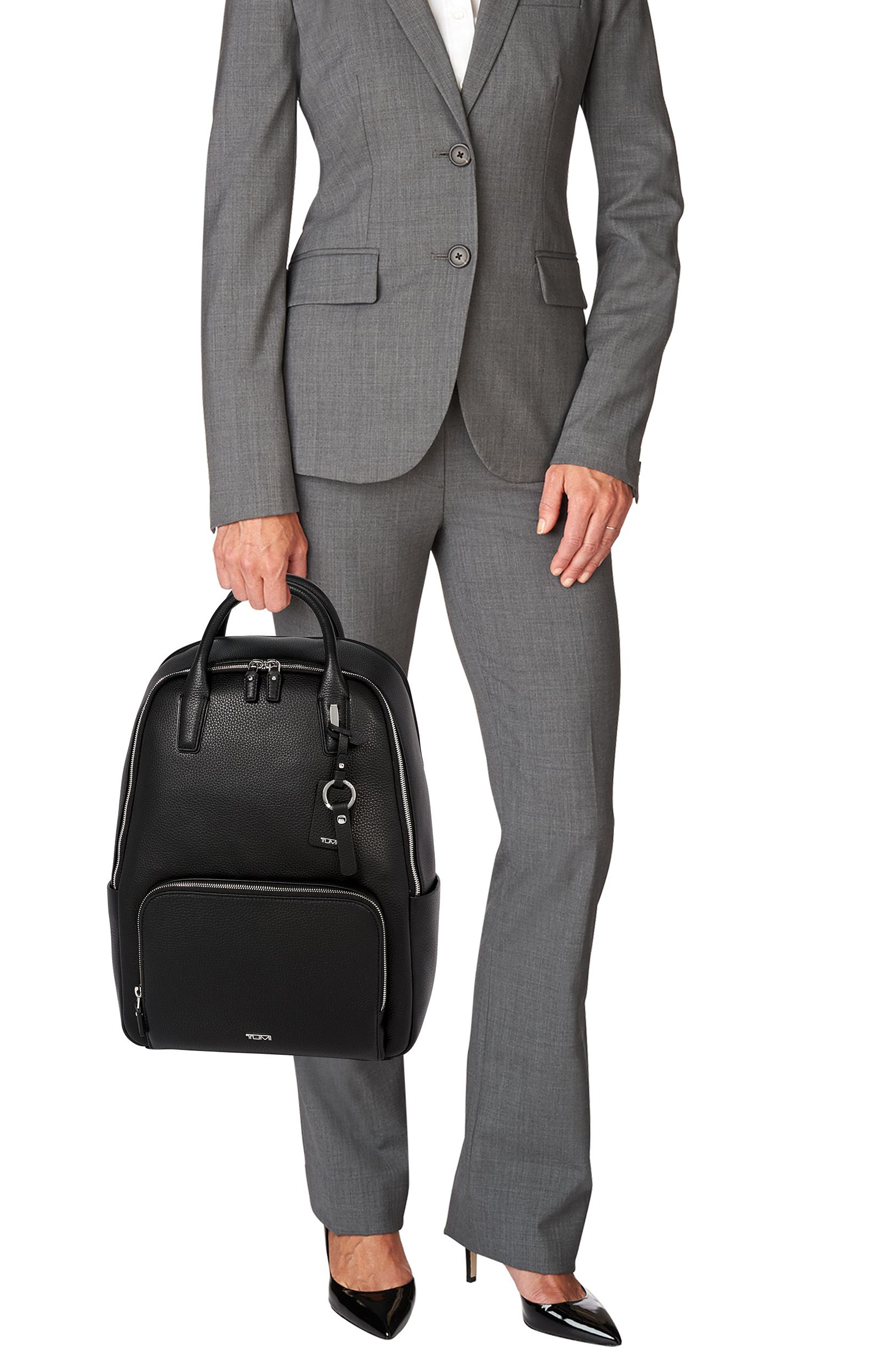 TUMI,                             Stanton Indra Commuter Backpack,                             Alternate thumbnail 2, color,                             001