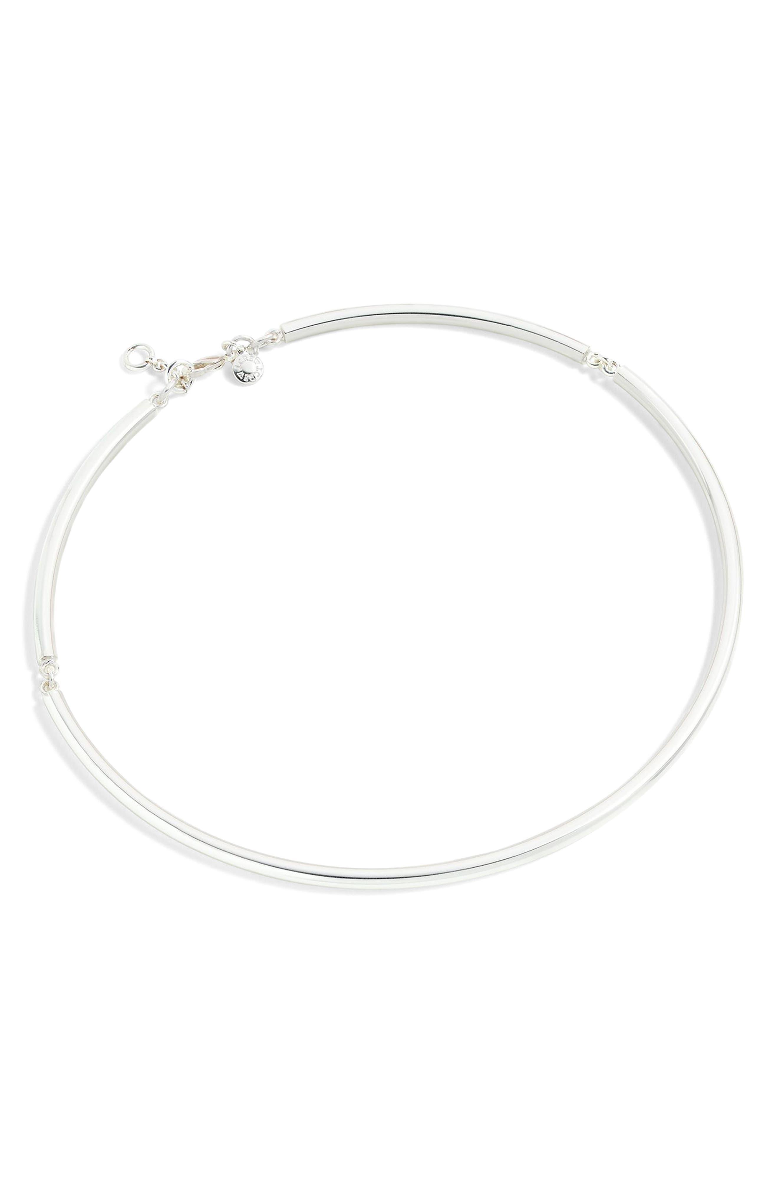 Simple Collar Necklace,                         Main,                         color, 040