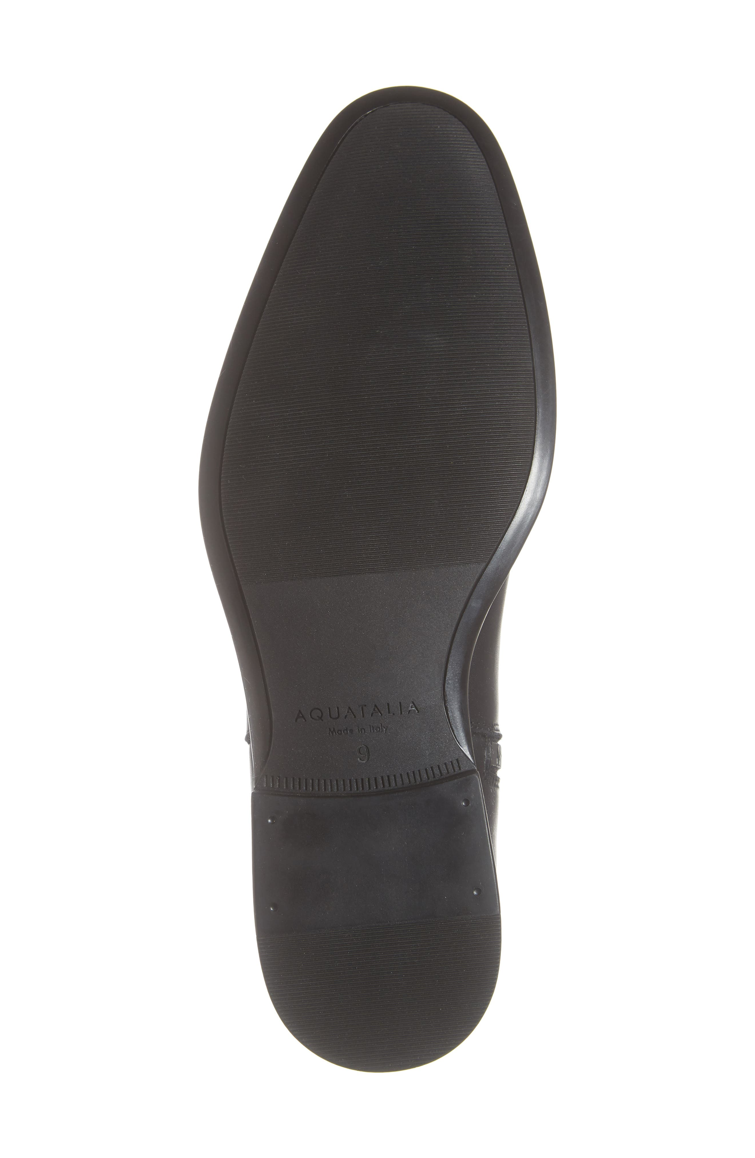 Daniel Weatherproof Zip Boot,                             Alternate thumbnail 6, color,                             BLACK