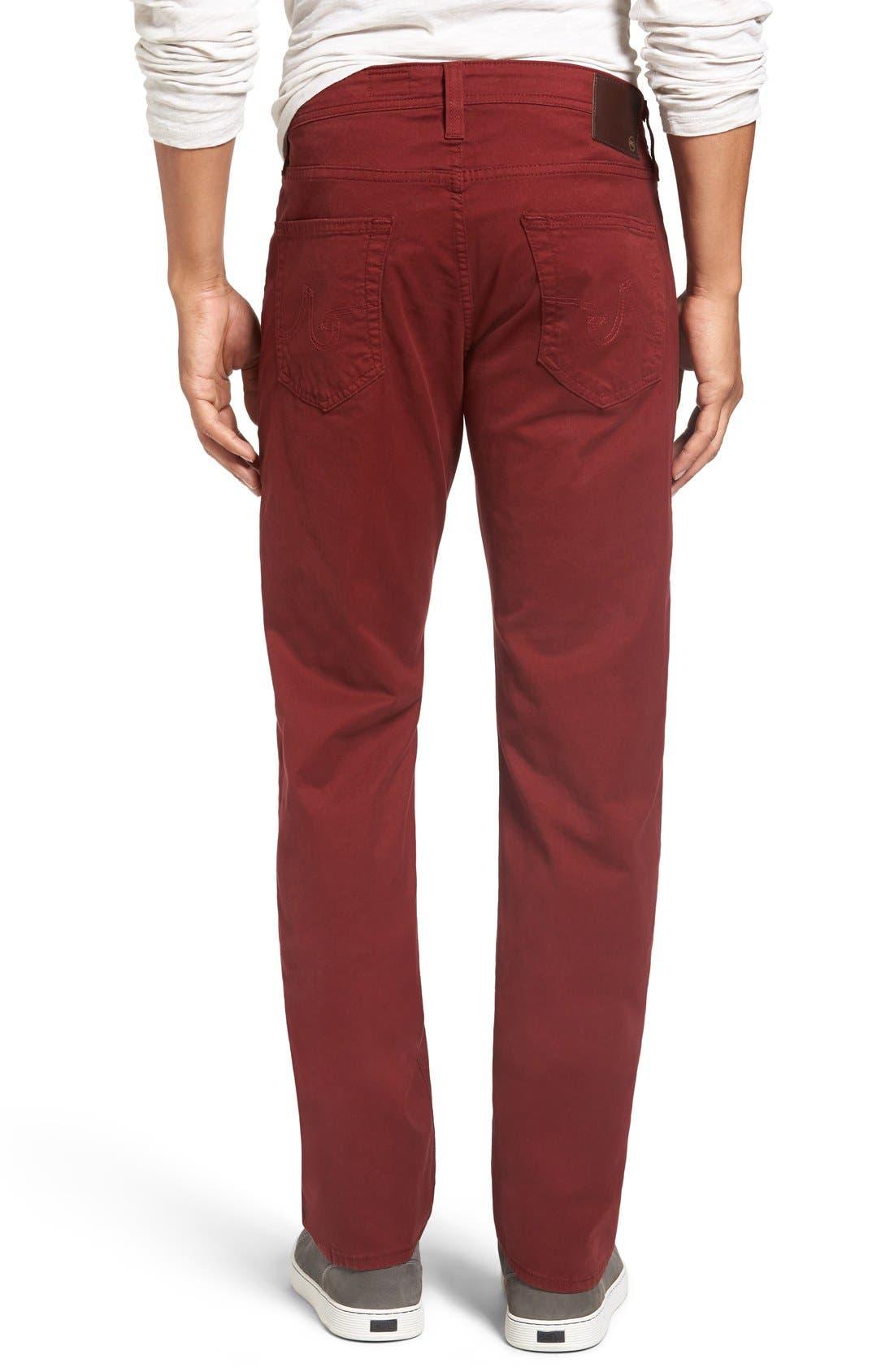 'Matchbox BES' Slim Fit Pants,                             Alternate thumbnail 86, color,