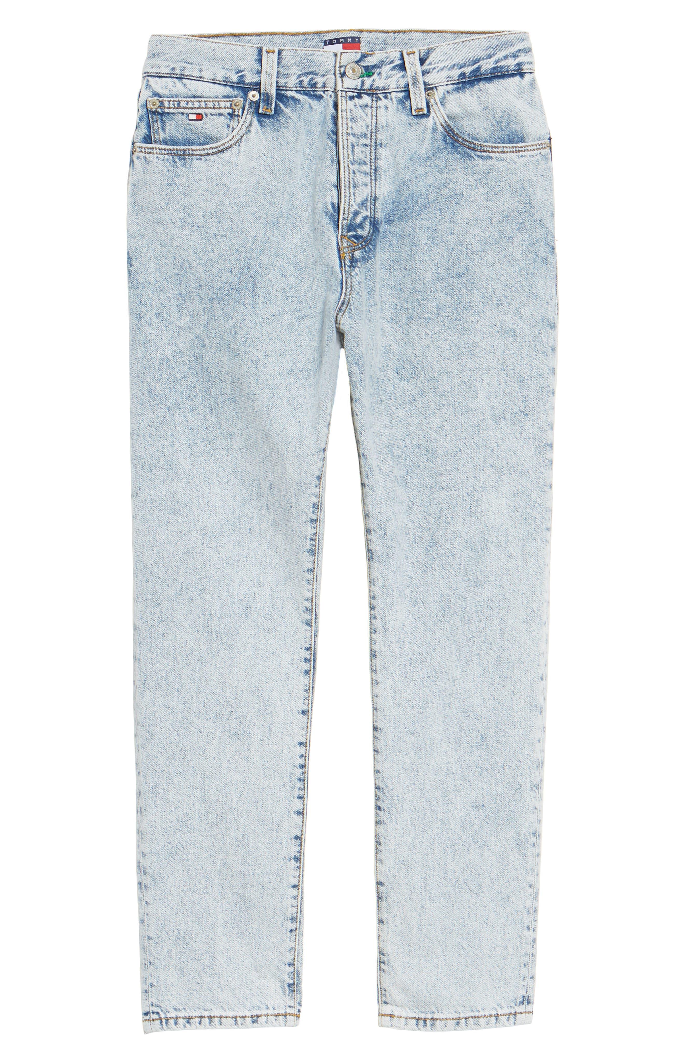 90s Classic Straight Leg Jeans,                             Alternate thumbnail 23, color,