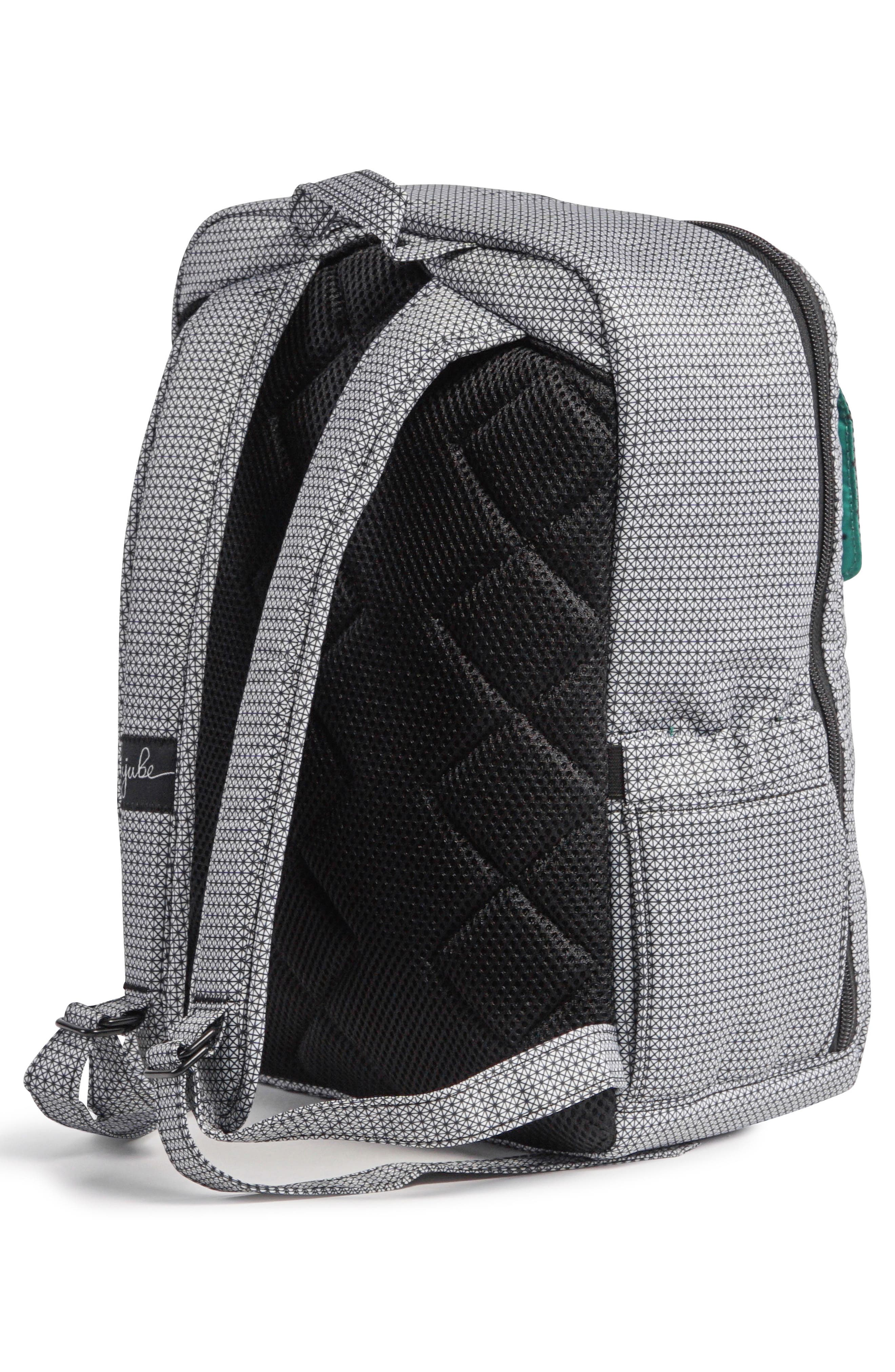 'Mini Be - Onyx Collection' Backpack,                             Alternate thumbnail 2, color,                             BLACK MATRIX