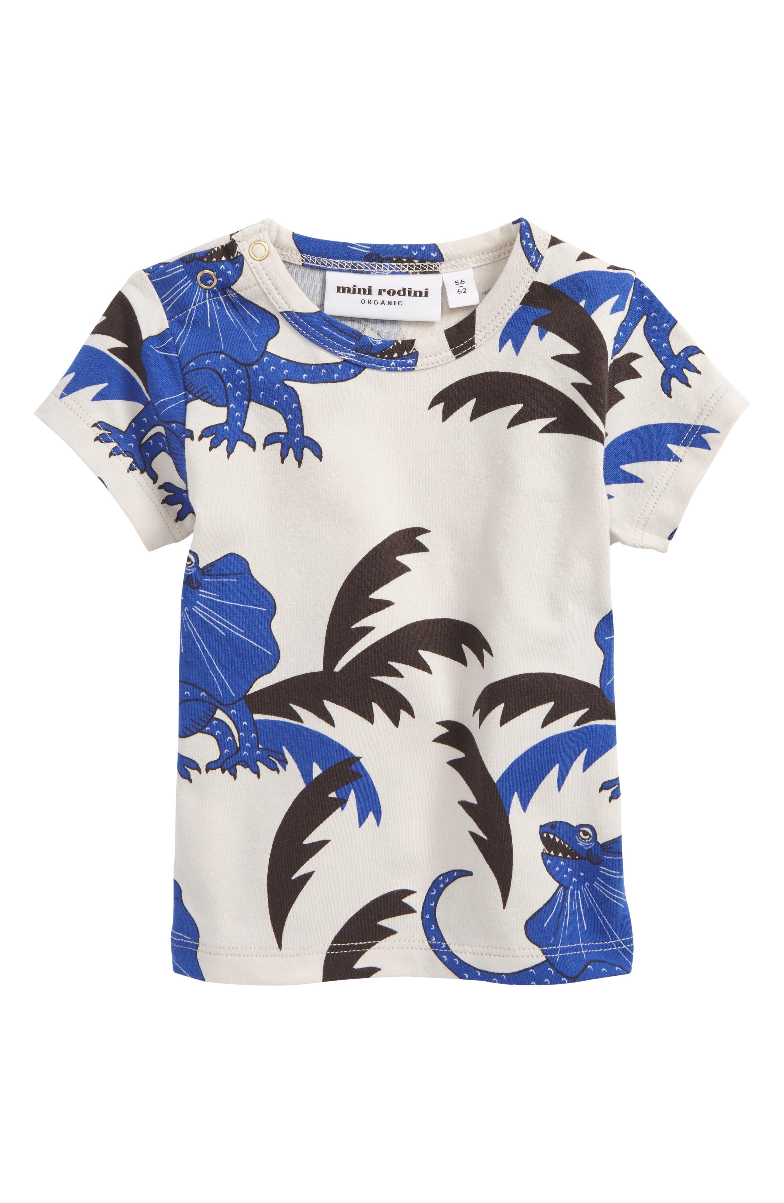 Draco Organic Cotton Blend T-Shirt,                         Main,                         color, 400