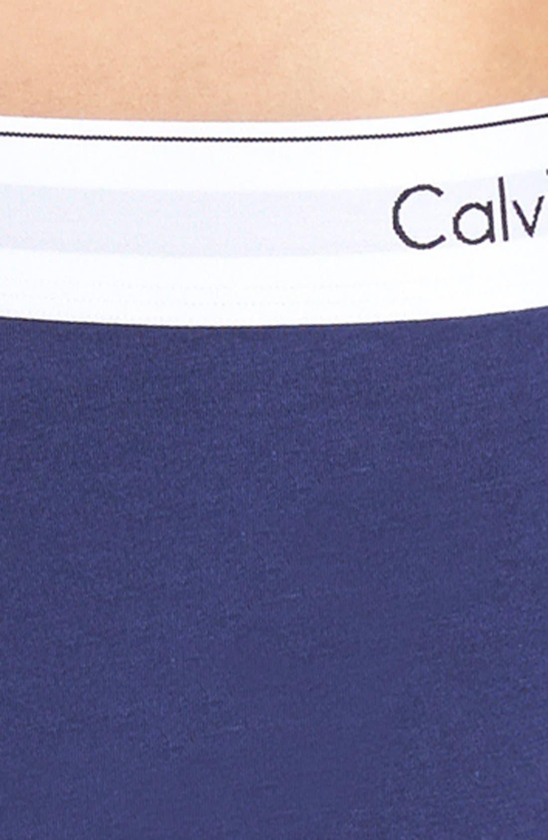 Modern Cotton Collection Boyshorts,                             Alternate thumbnail 64, color,