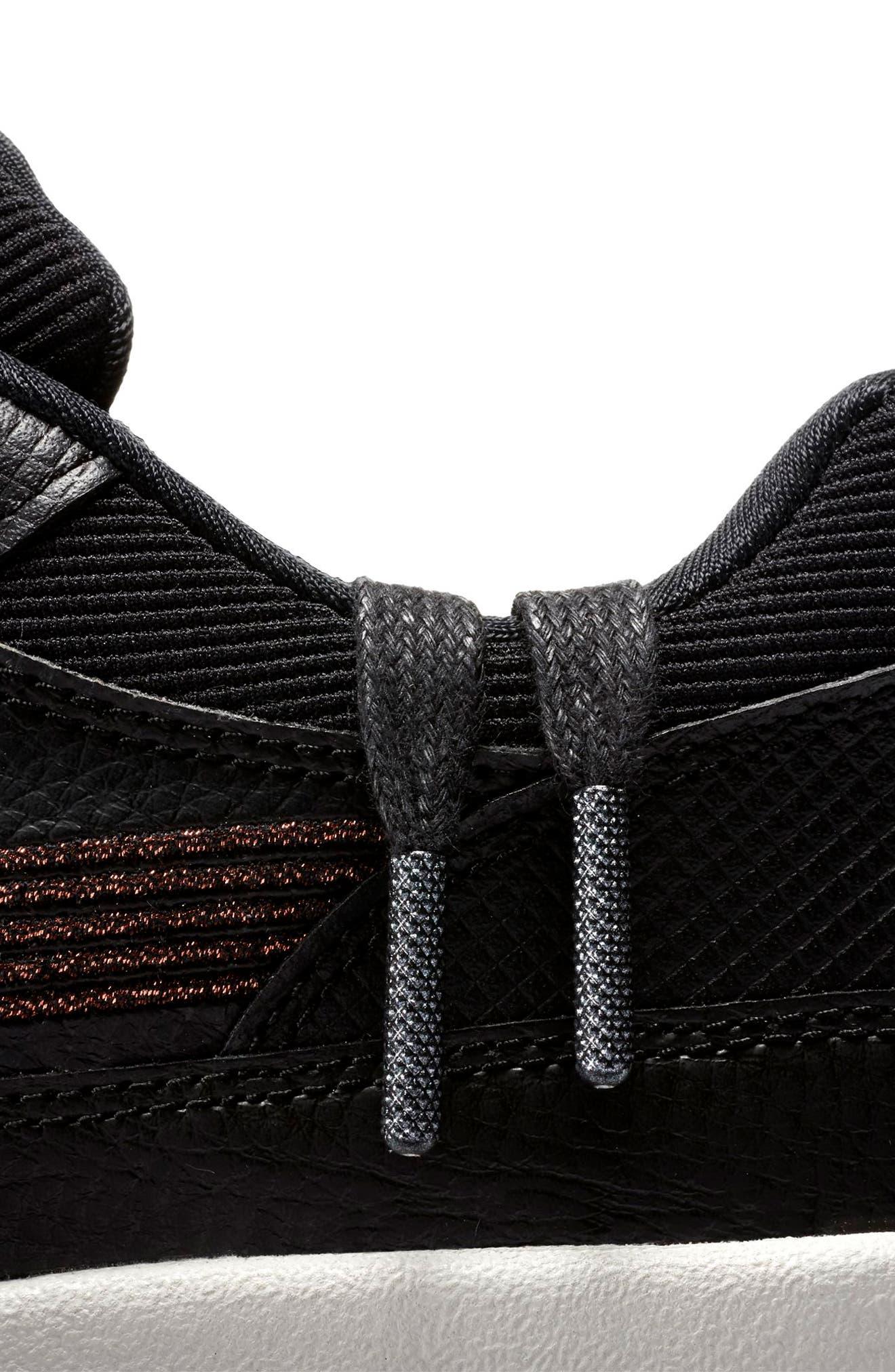 Air Max 1 Premium Sneaker,                             Alternate thumbnail 7, color,                             GREY