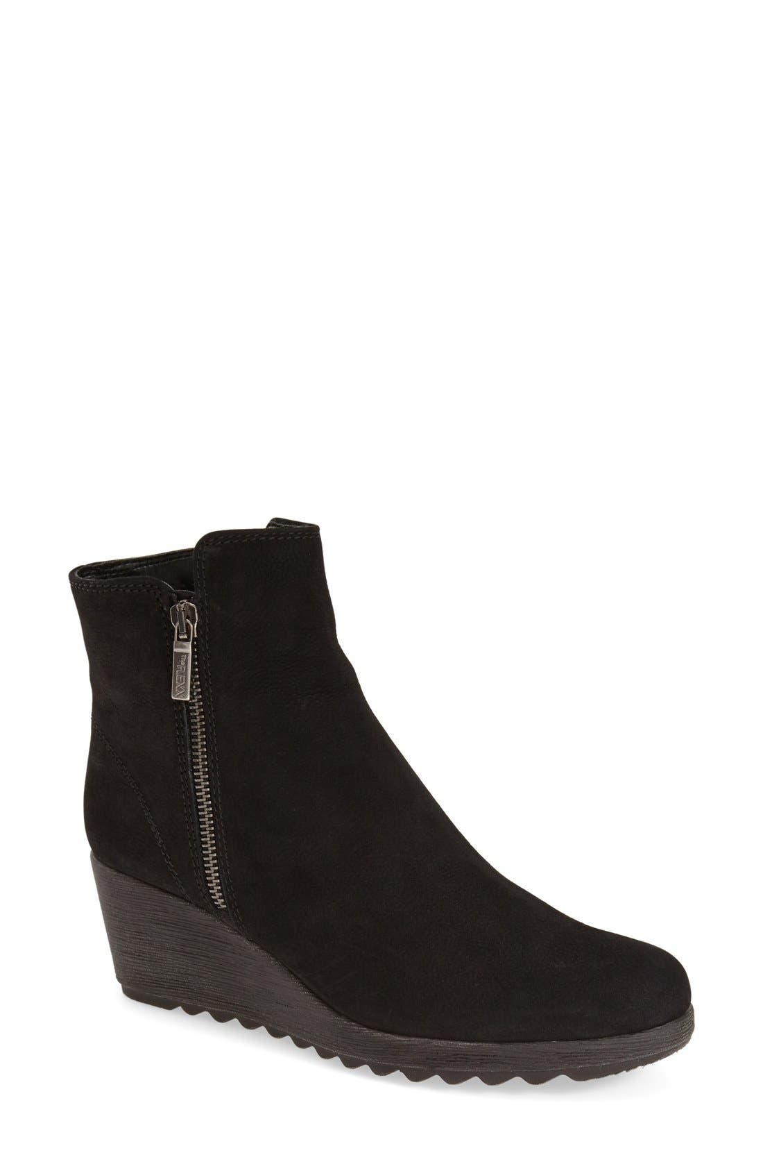THE FLEXX,                             'Pic a Winner' Wedge Bootie,                             Main thumbnail 1, color,                             013