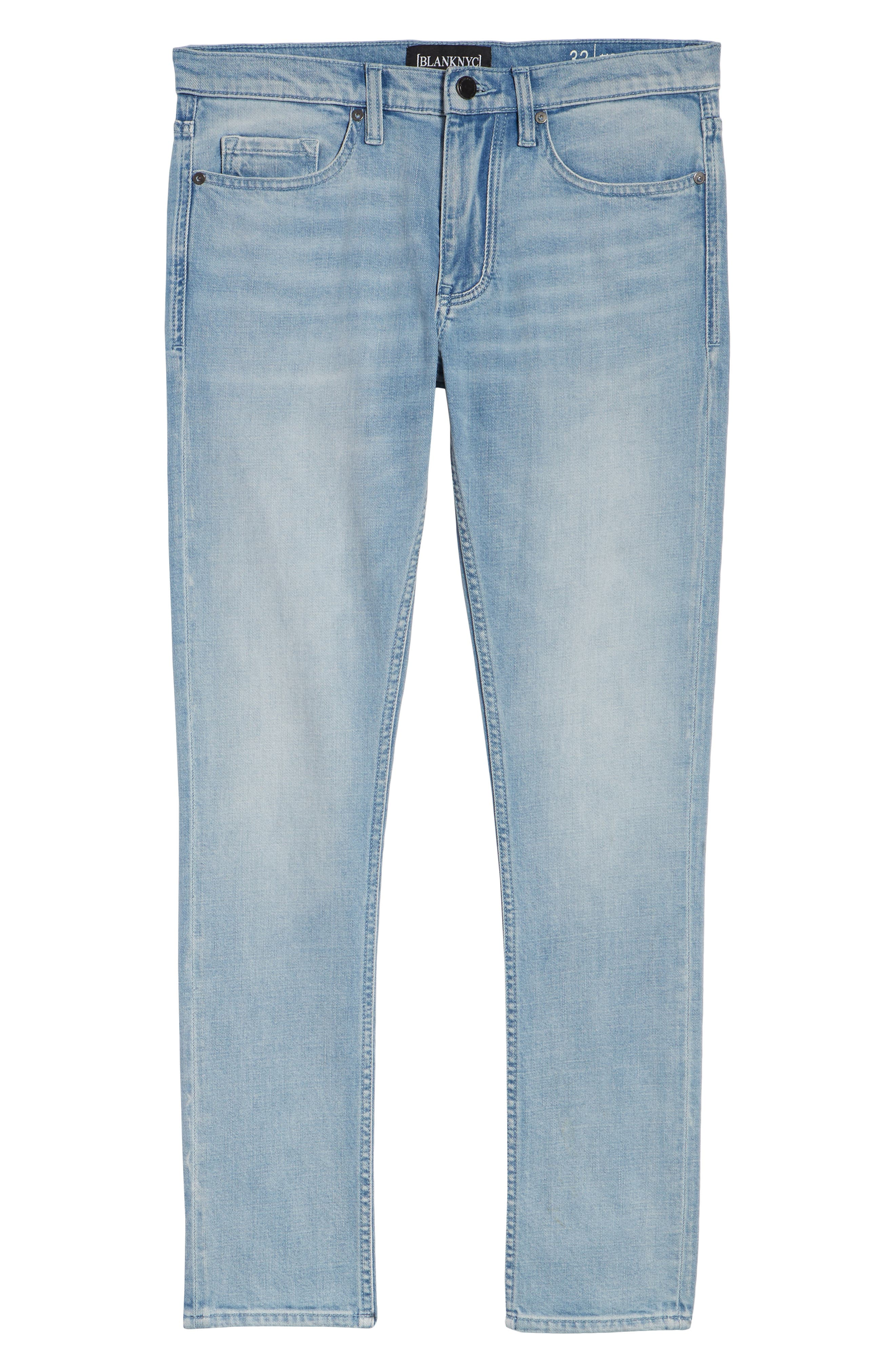 Horatio Skinny Fit Jeans,                             Alternate thumbnail 6, color,                             450