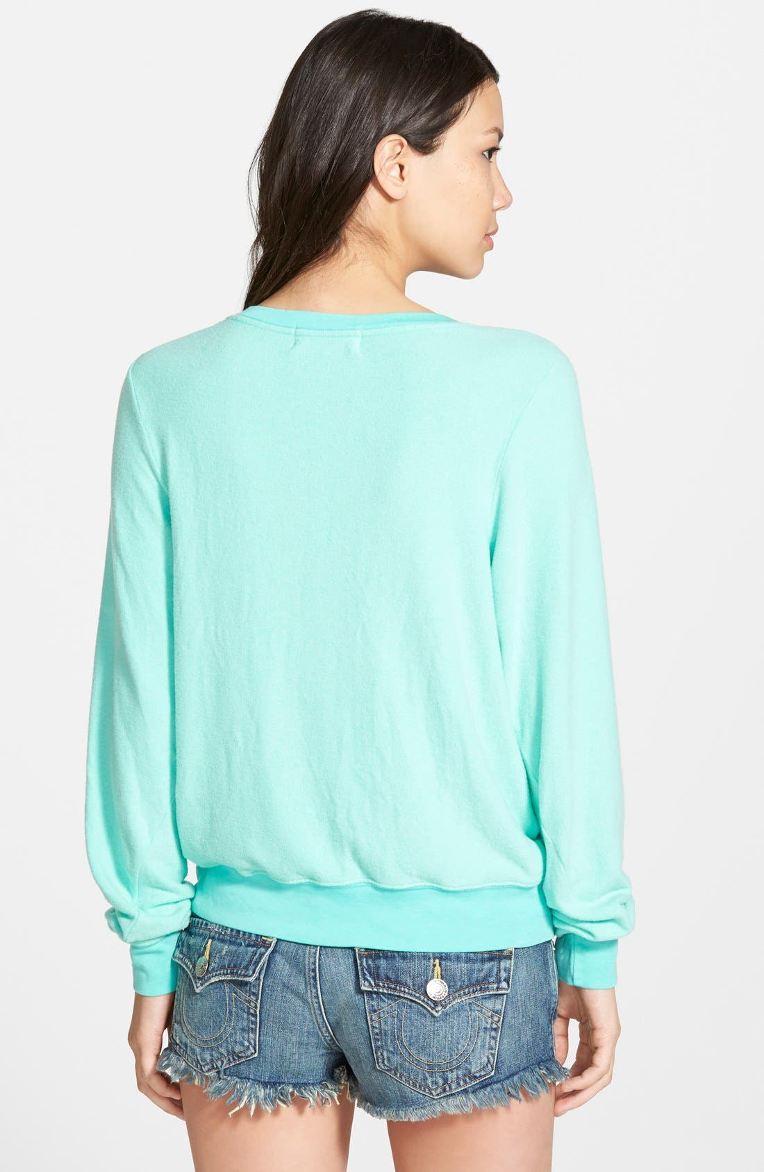 'Baggy Beach Jumper' Pullover,                             Alternate thumbnail 65, color,
