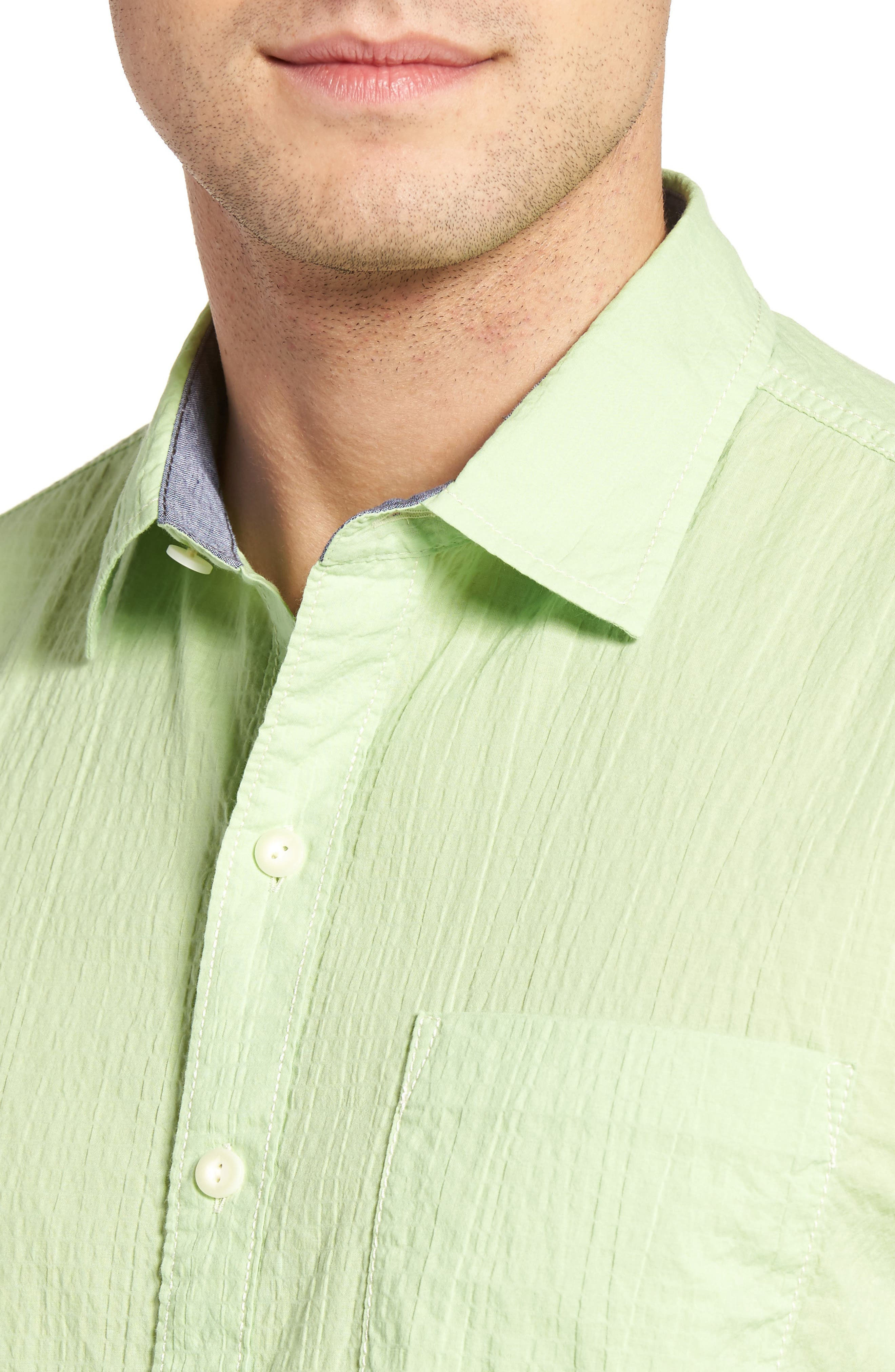 The Salvatore Sport Shirt,                             Alternate thumbnail 18, color,