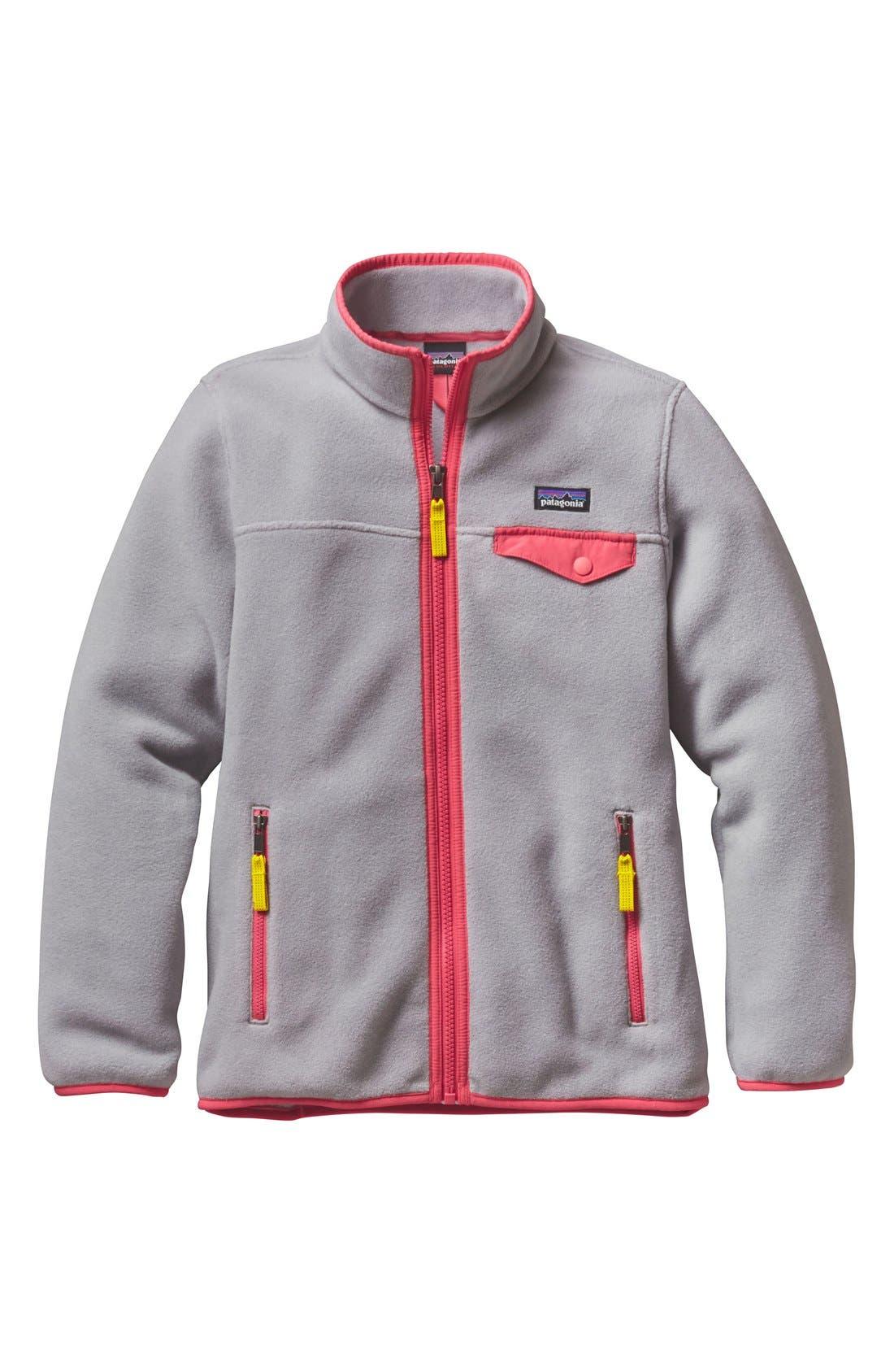 Synchilla<sup>®</sup> Snap-T<sup>®</sup> Fleece Jacket,                             Main thumbnail 3, color,
