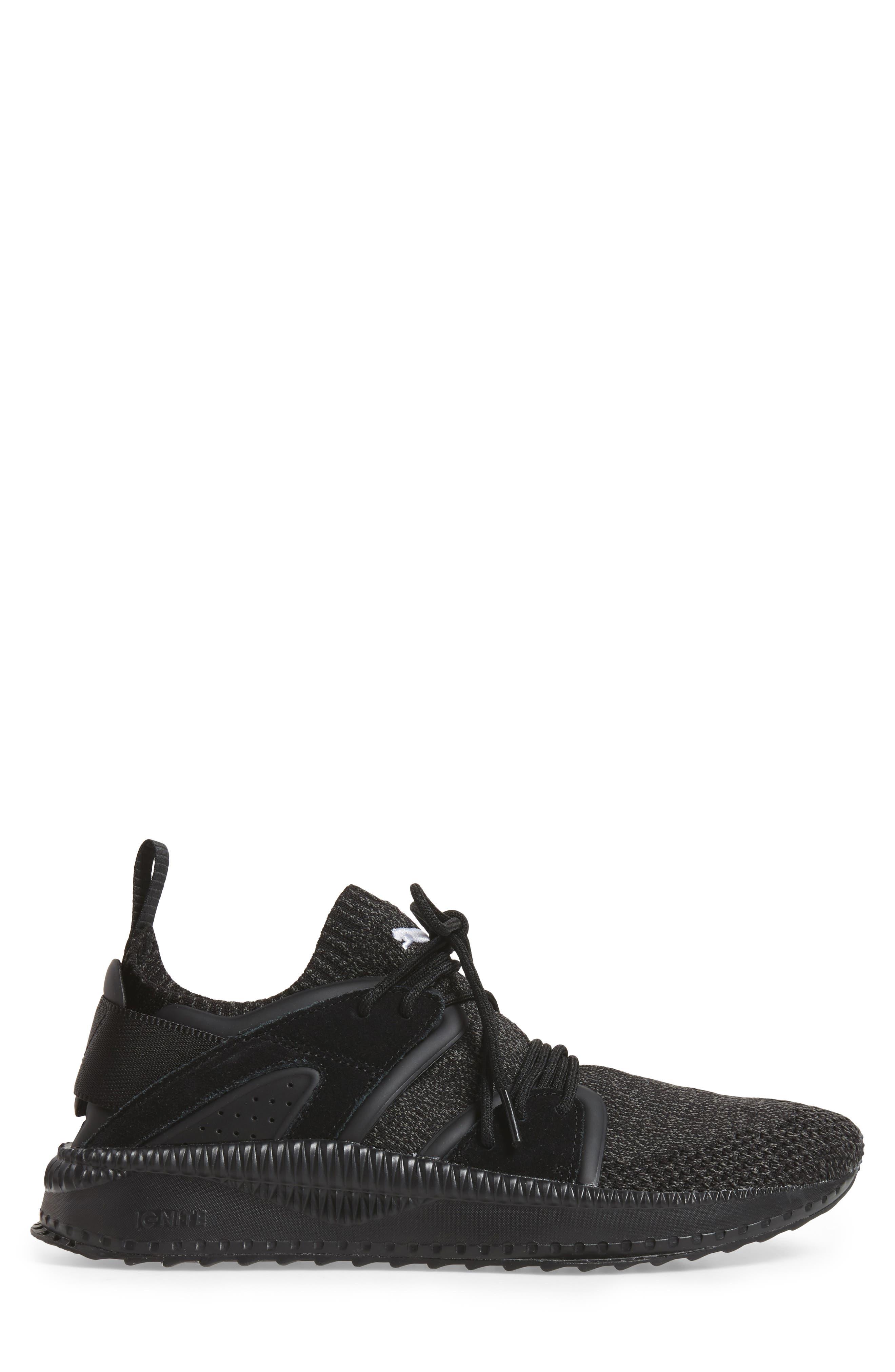 Tsugi Blaze EvoKnit Sneaker,                             Alternate thumbnail 3, color,                             001