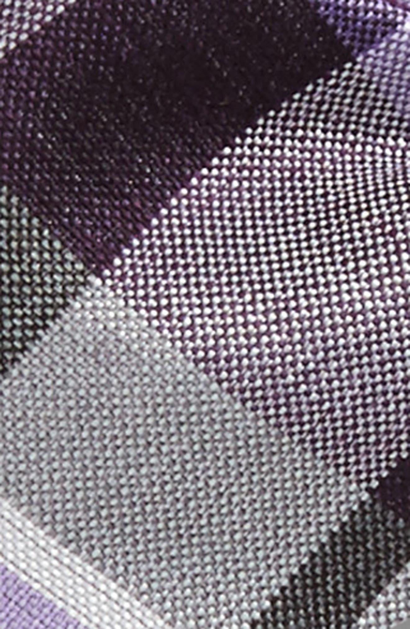 Crystal Wave Bow Tie & Pocket Square Box Set,                             Alternate thumbnail 3, color,                             501
