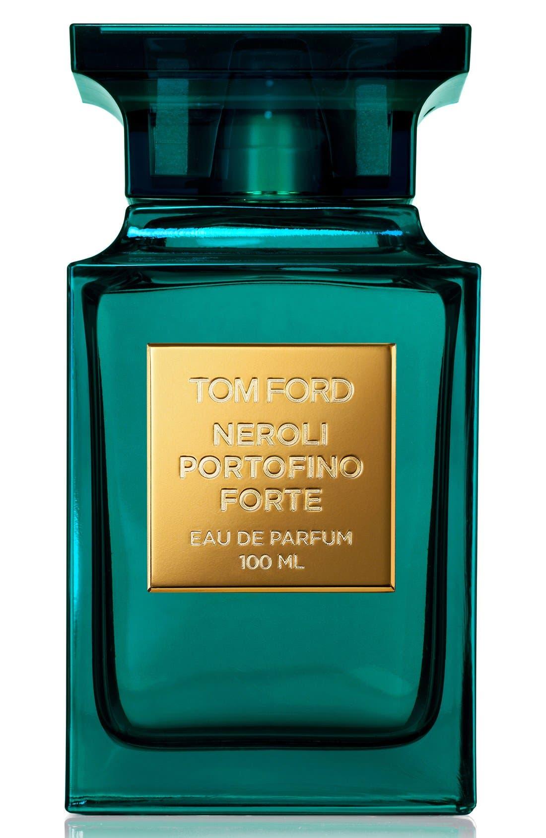 Private Blend Neroli Portofino Forte Eau de Parfum,                             Alternate thumbnail 4, color,                             NO COLOR