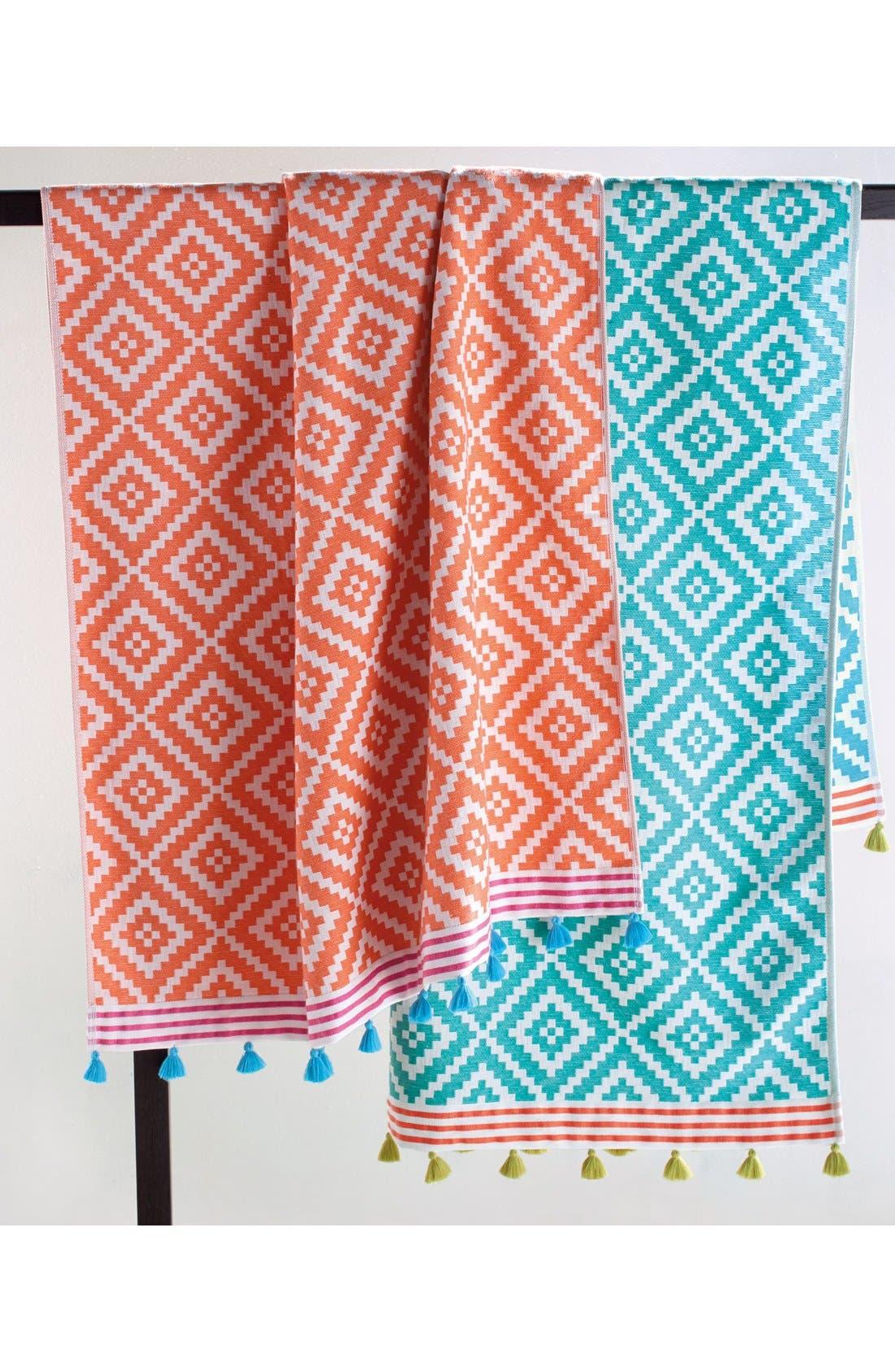 'Alabat' Beach Towel,                             Alternate thumbnail 2, color,                             950