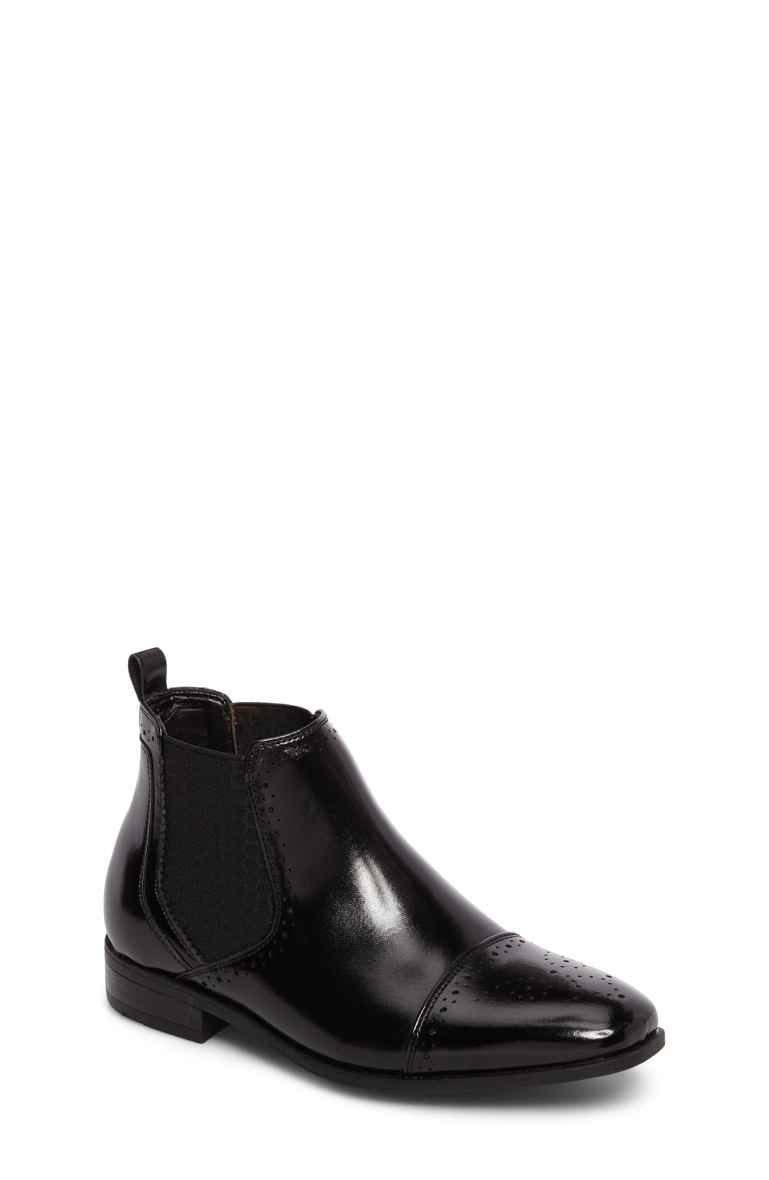 Alomar Cap Toe Chelsea Boot,                         Main,                         color,