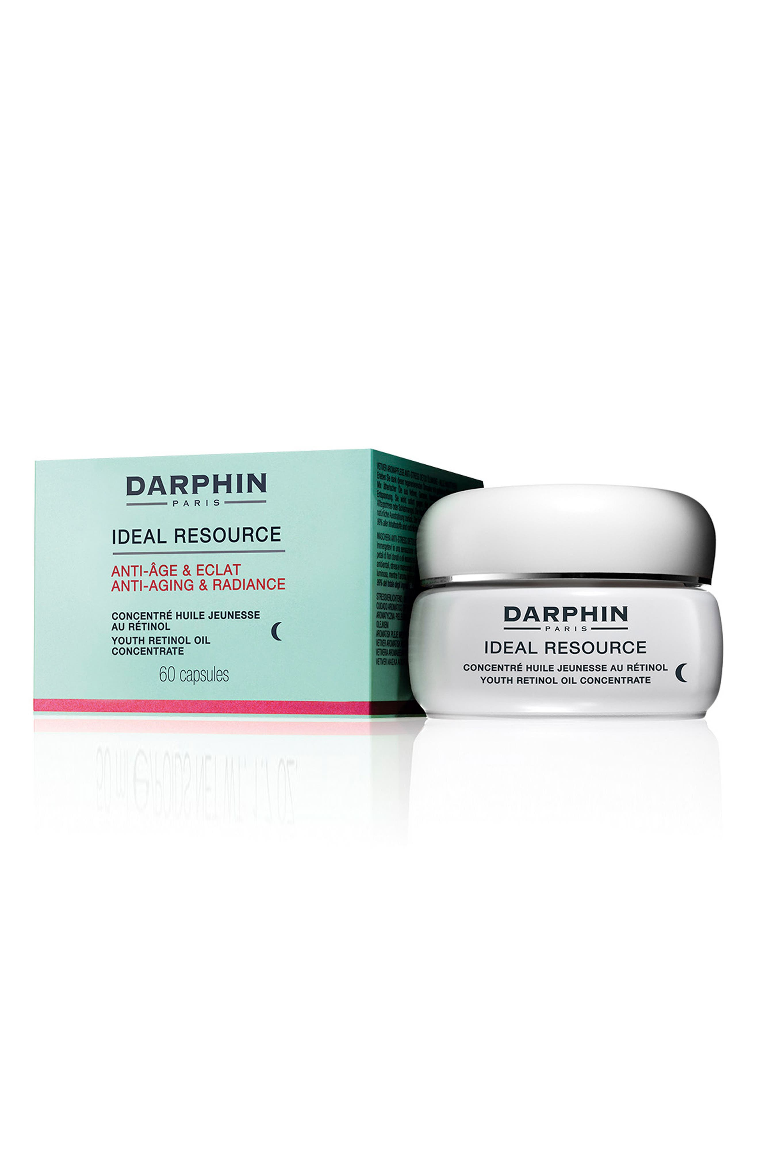 DARPHIN,                             Ideal Resource Youth Retinol Oil Concentrate,                             Alternate thumbnail 3, color,                             NO COLOR