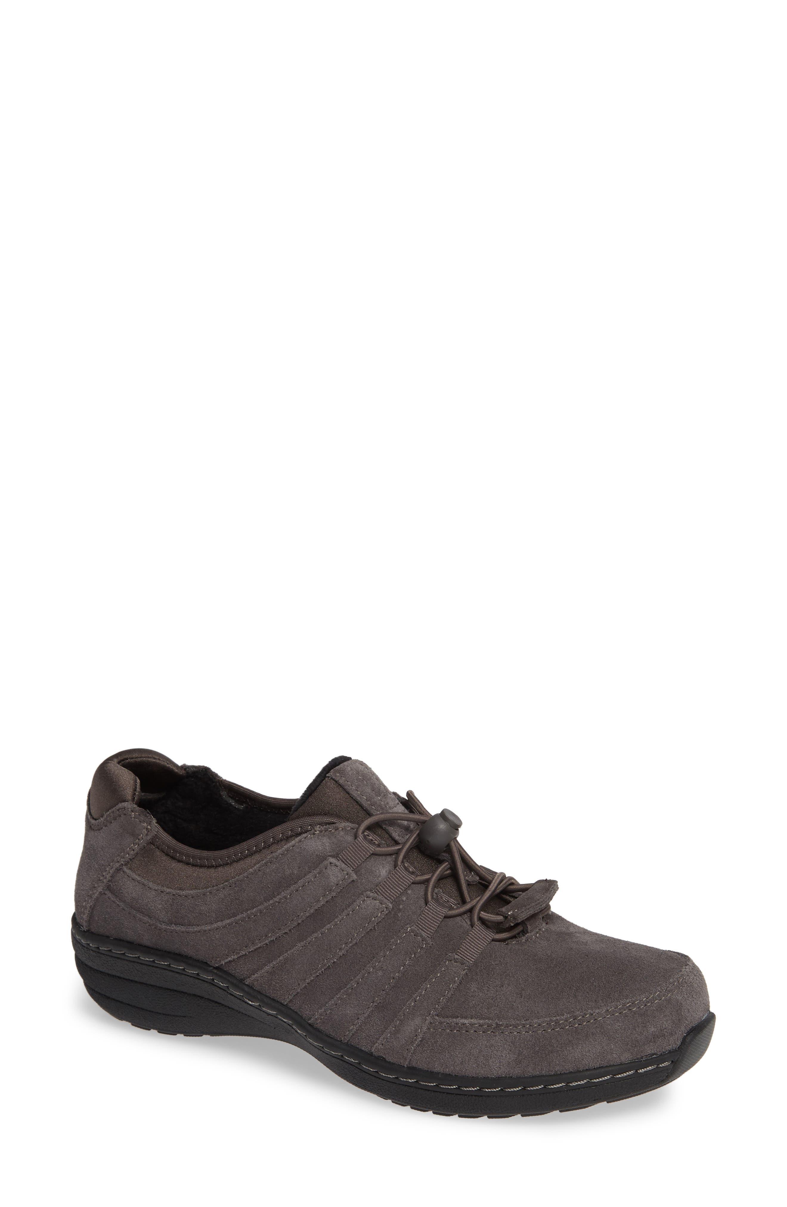 Aetrex Laney Sneaker, Grey