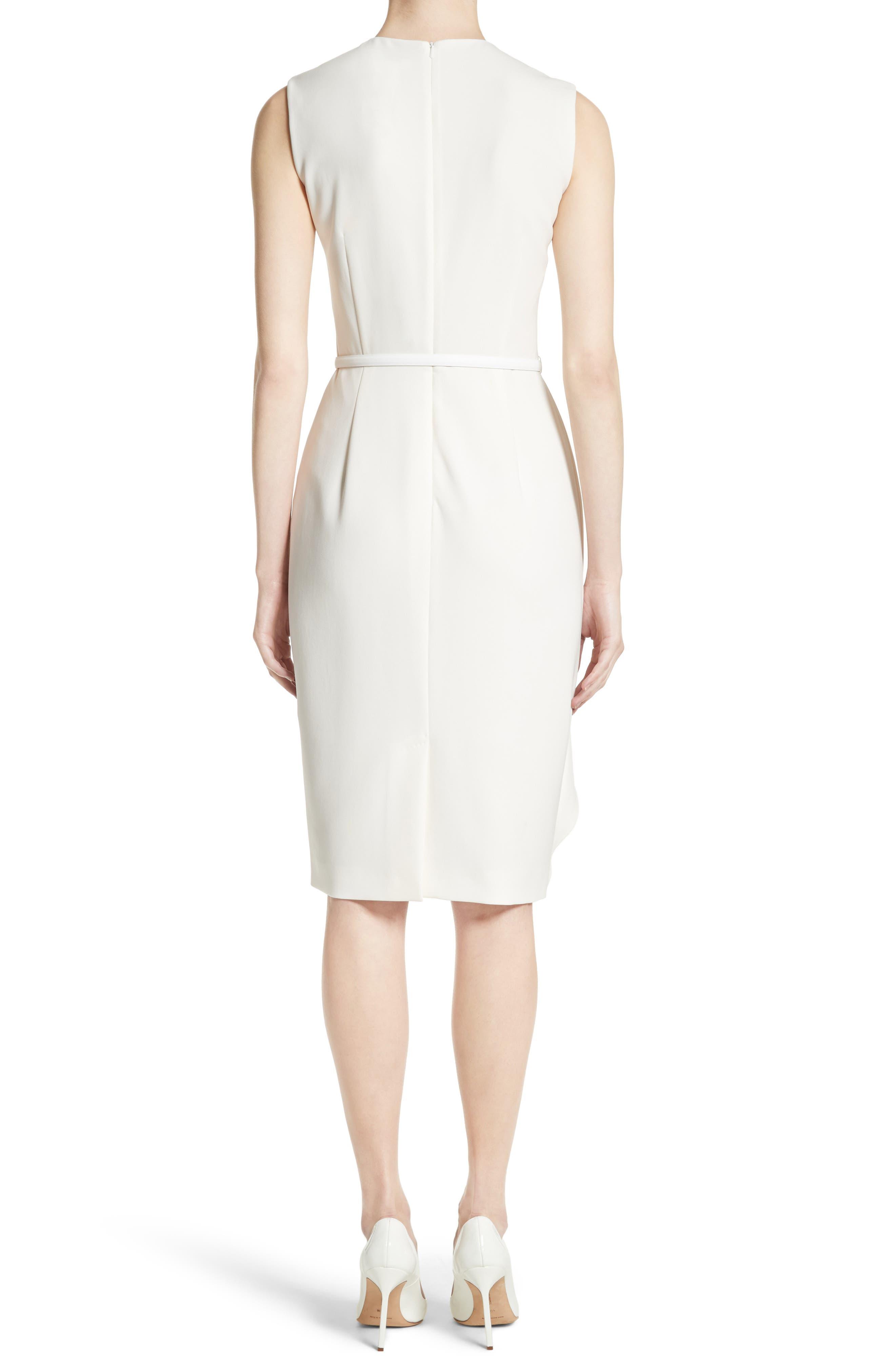 Ossola Sheath Dress,                             Alternate thumbnail 2, color,                             100