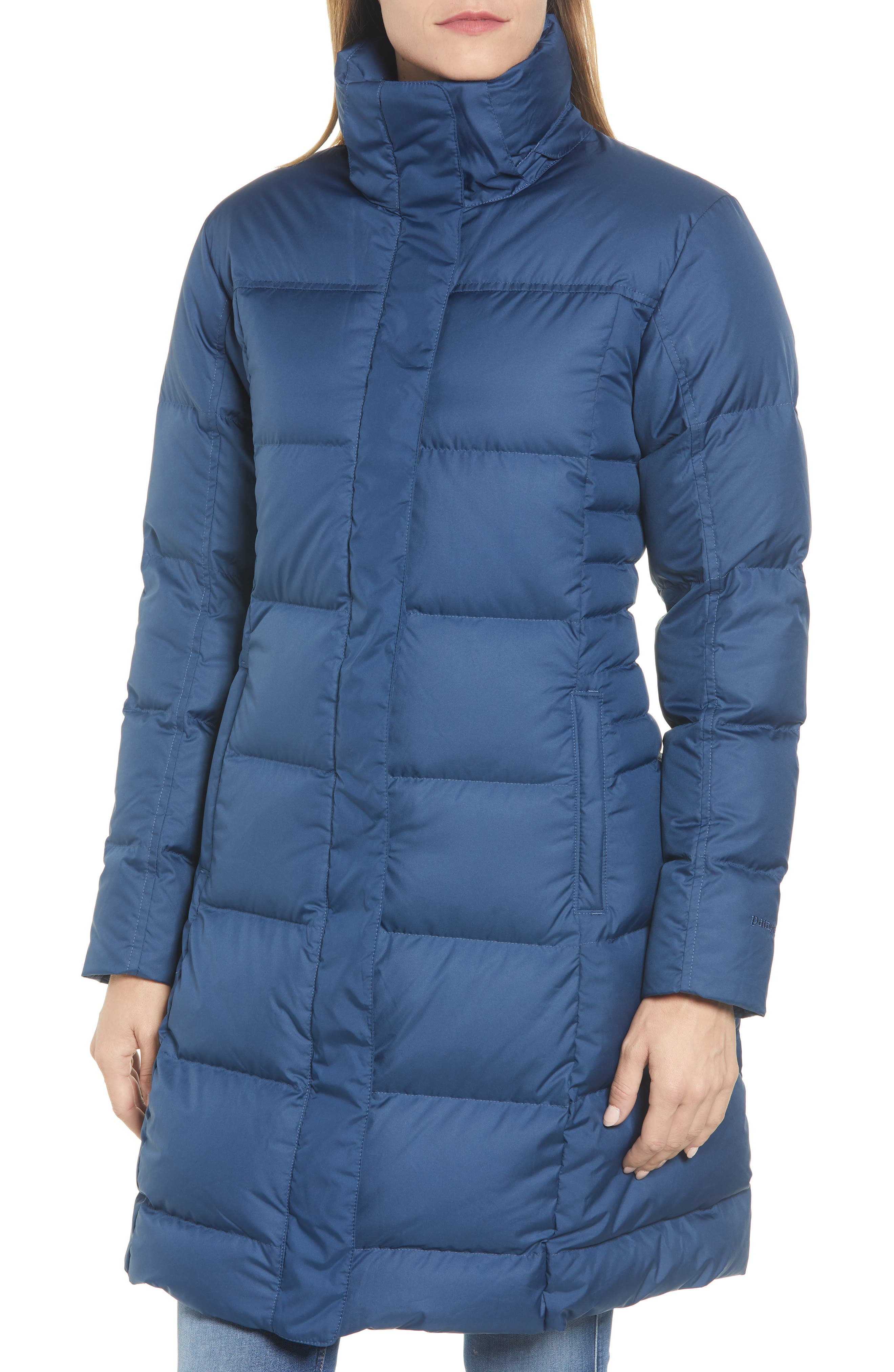'Down with It' Water RepellentParka,                             Alternate thumbnail 4, color,                             401