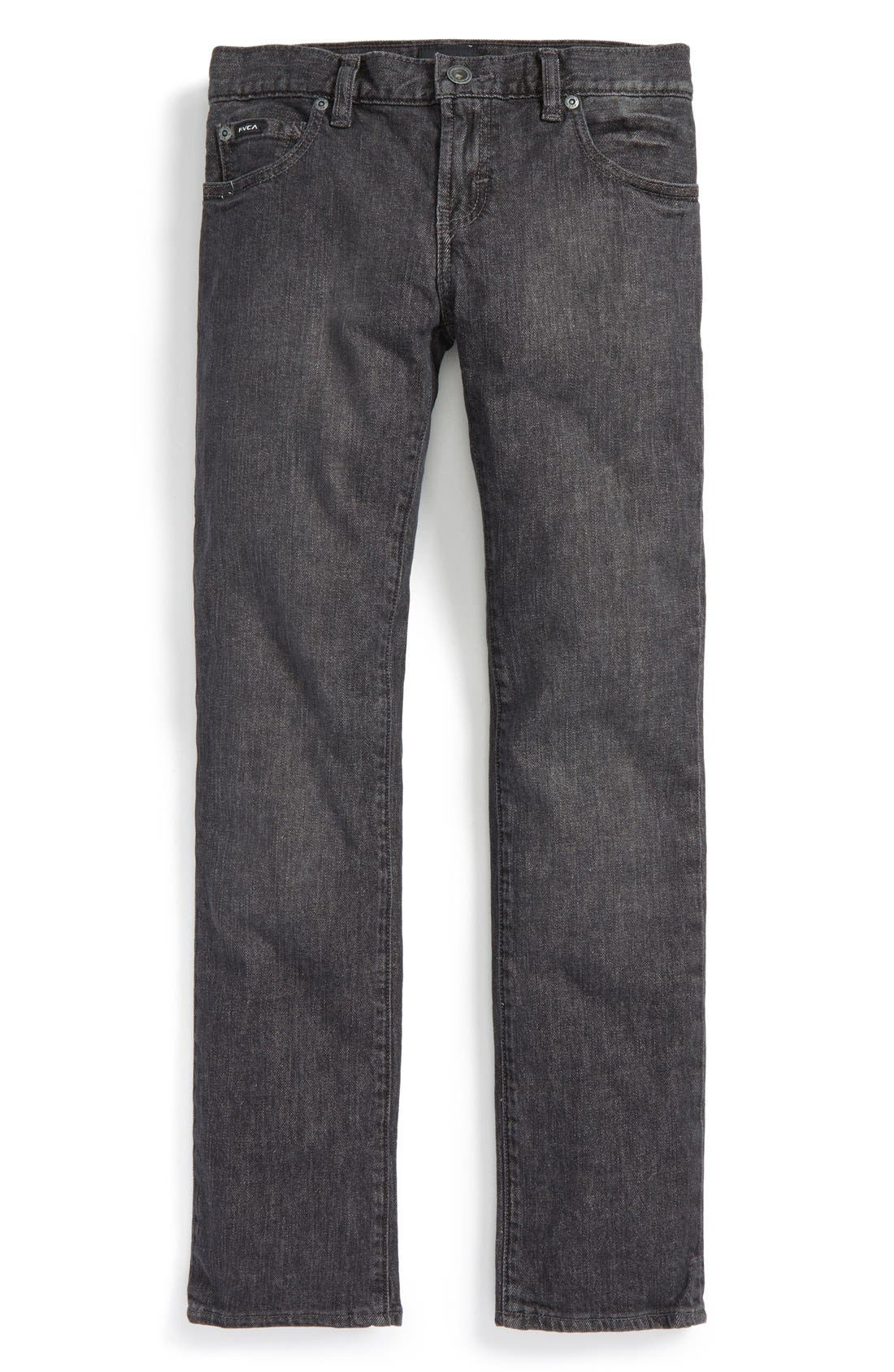 'Daggers' Slim Fit Jeans,                             Main thumbnail 1, color,