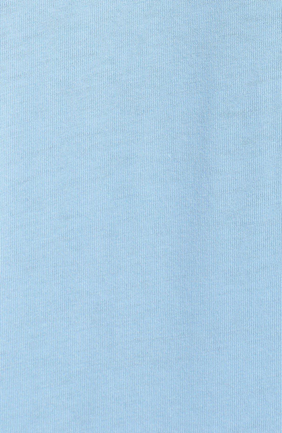 Extra Trim Fit Cotton Ringer T-Shirt,                             Alternate thumbnail 35, color,