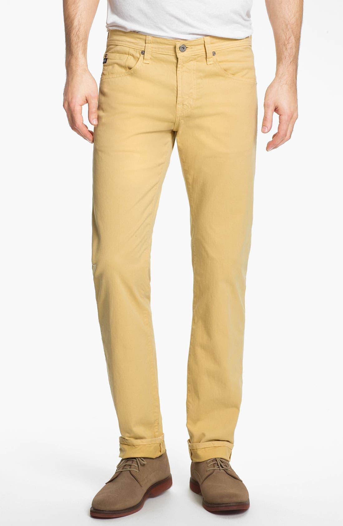 'Matchbox BES' Slim Fit Pants,                             Main thumbnail 44, color,