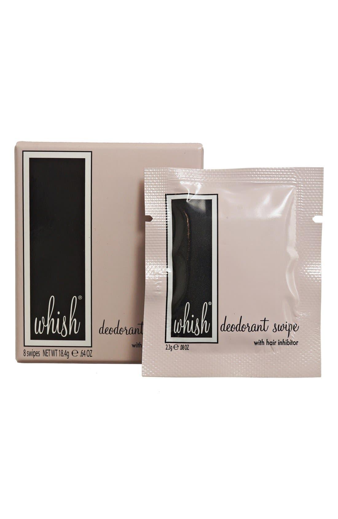 Deodorant Swipes,                             Alternate thumbnail 2, color,                             000