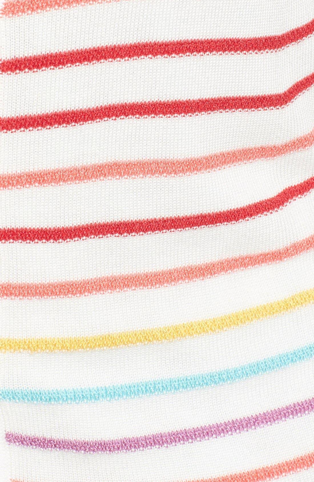 Three Quarter Sleeve Cardigan,                             Alternate thumbnail 176, color,