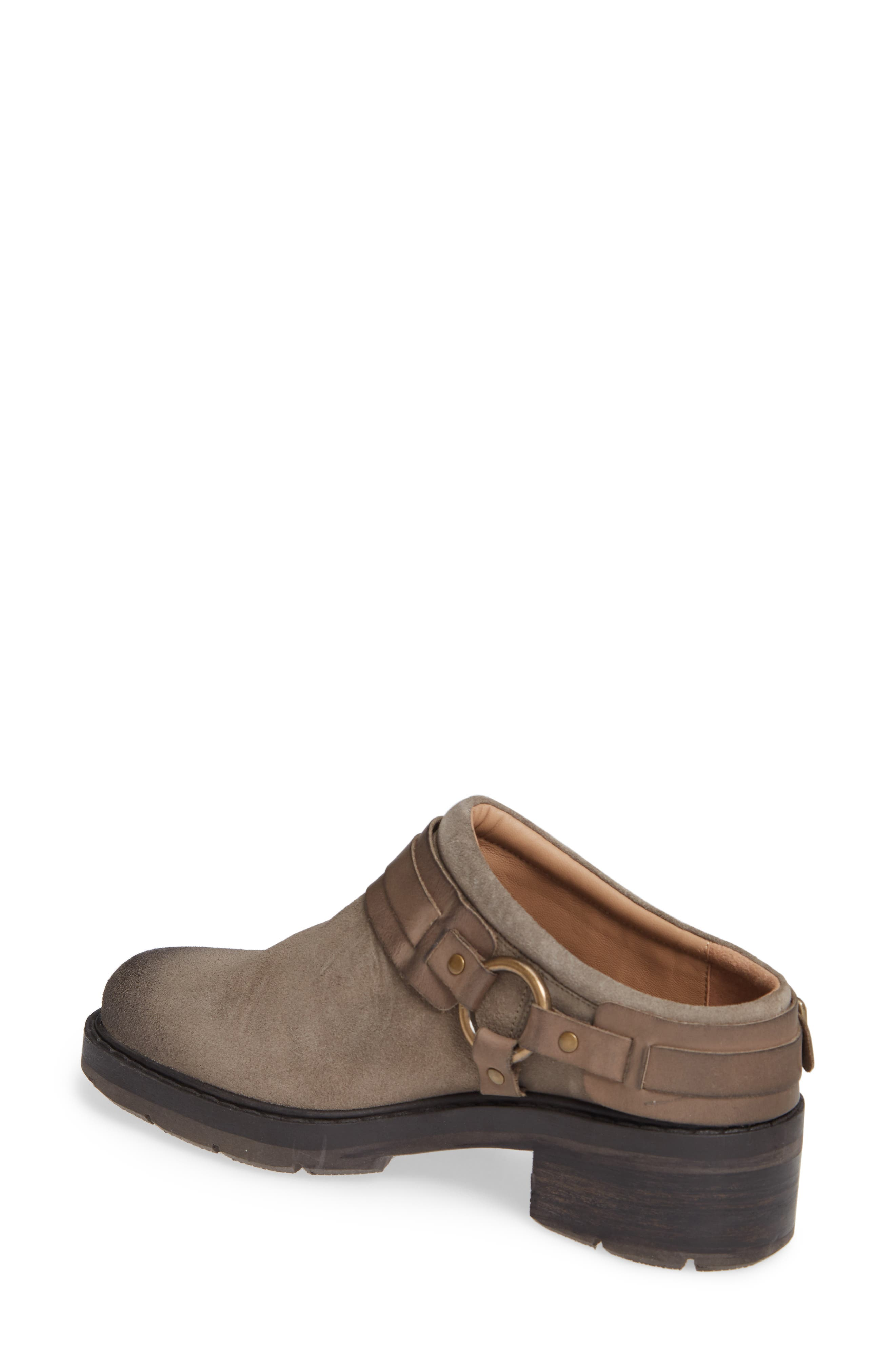Marco Mule,                             Alternate thumbnail 2, color,                             TAUPE LEATHER