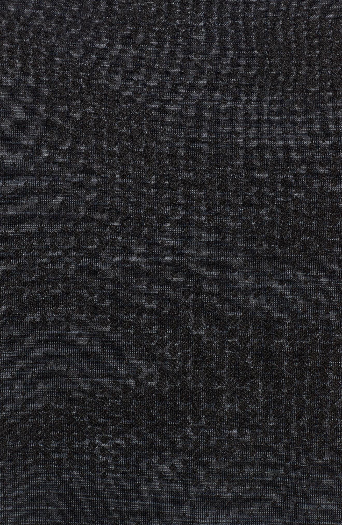 Siphon Long Sleeve Camo T-Shirt,                             Alternate thumbnail 5, color,                             001