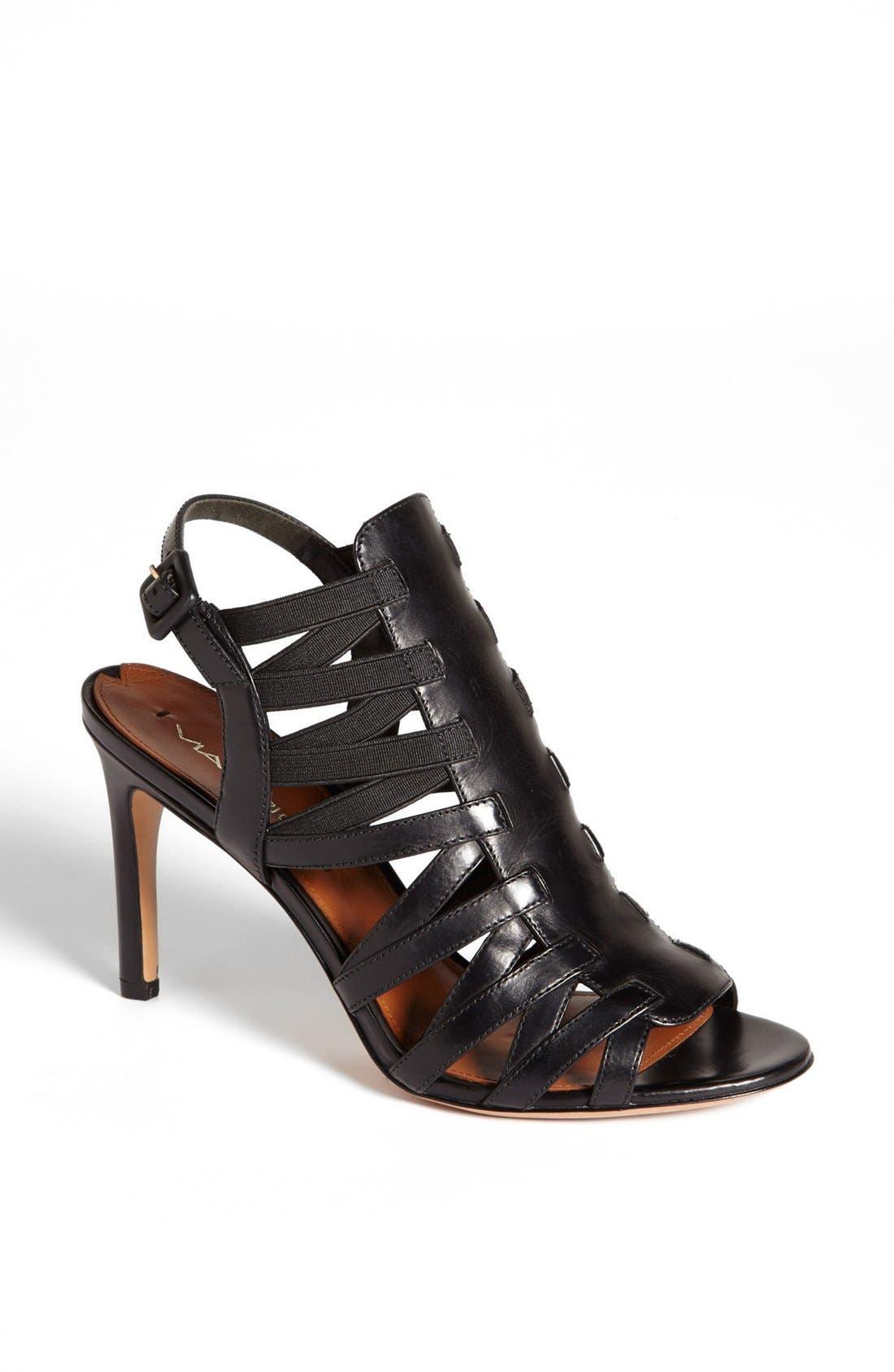 'Tafari' Sandal,                         Main,                         color, 001