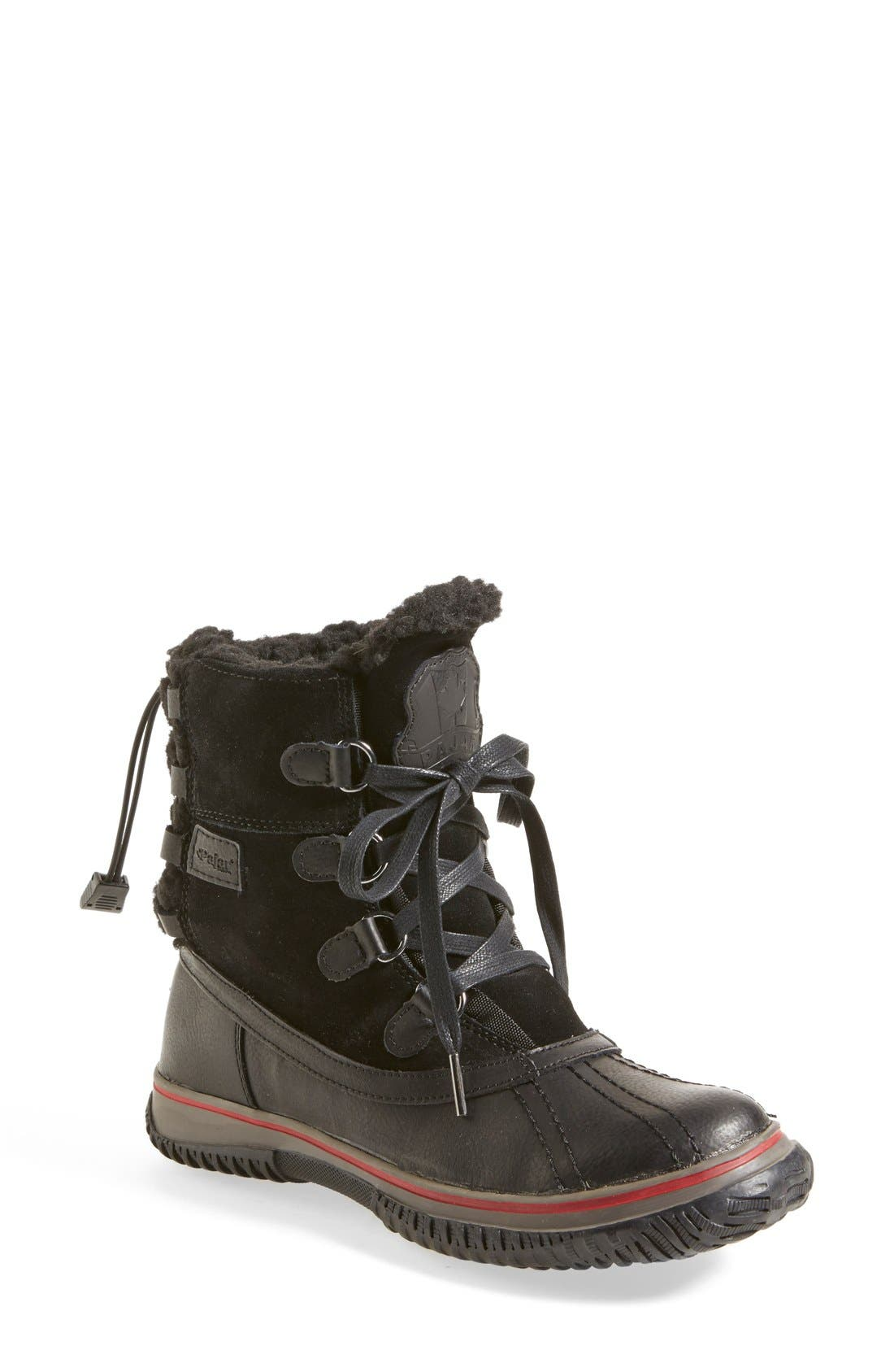 'Iceland' Winter Boot,                             Main thumbnail 1, color,                             001
