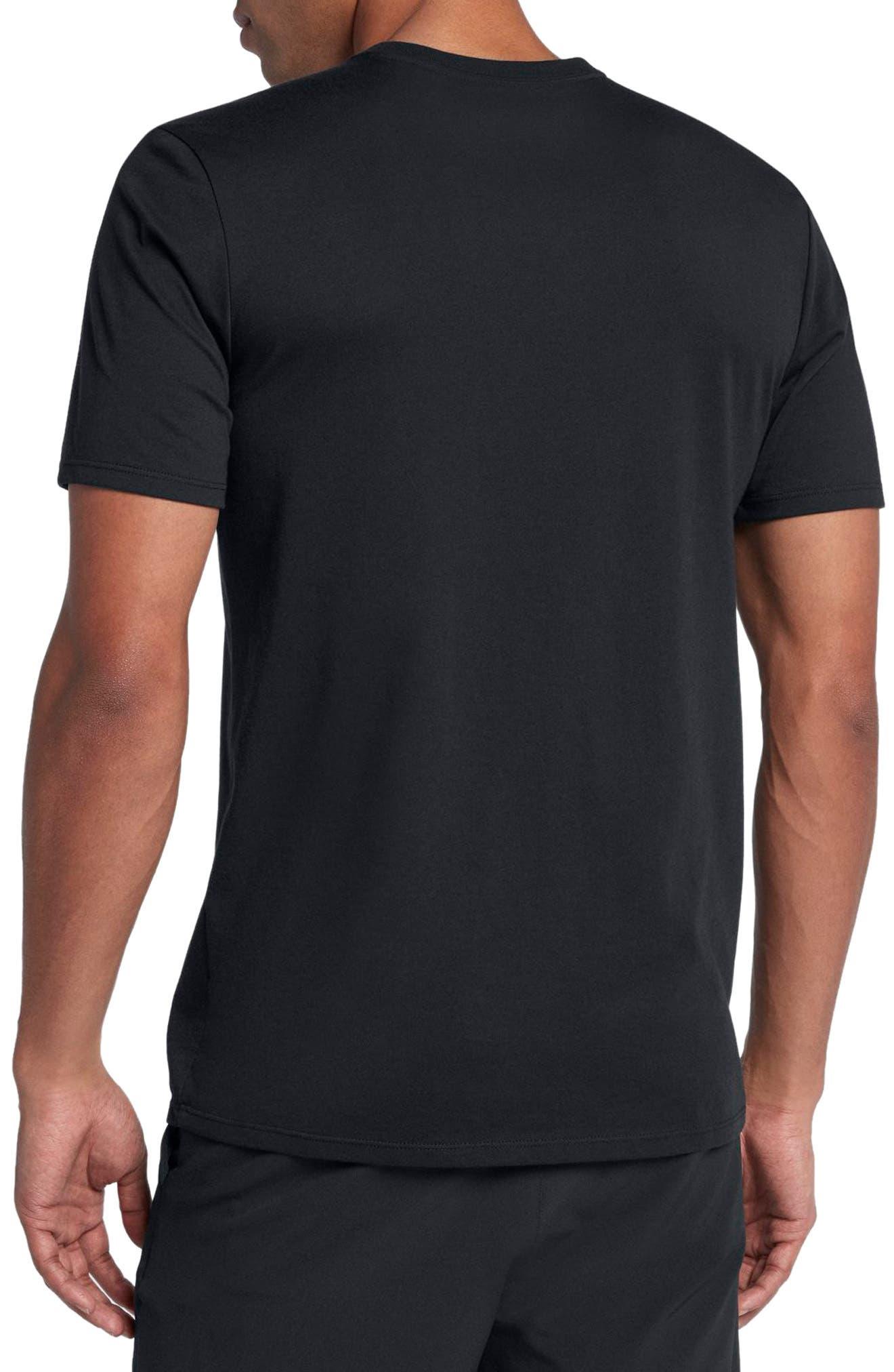 Dry Lockup T-Shirt,                             Alternate thumbnail 2, color,                             010